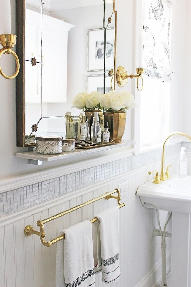 25 Best Ideas About Victorian Bathroom Mirrors On Pinterest With Regard To Victorian Style Mirrors For Bathrooms (View 5 of 15)