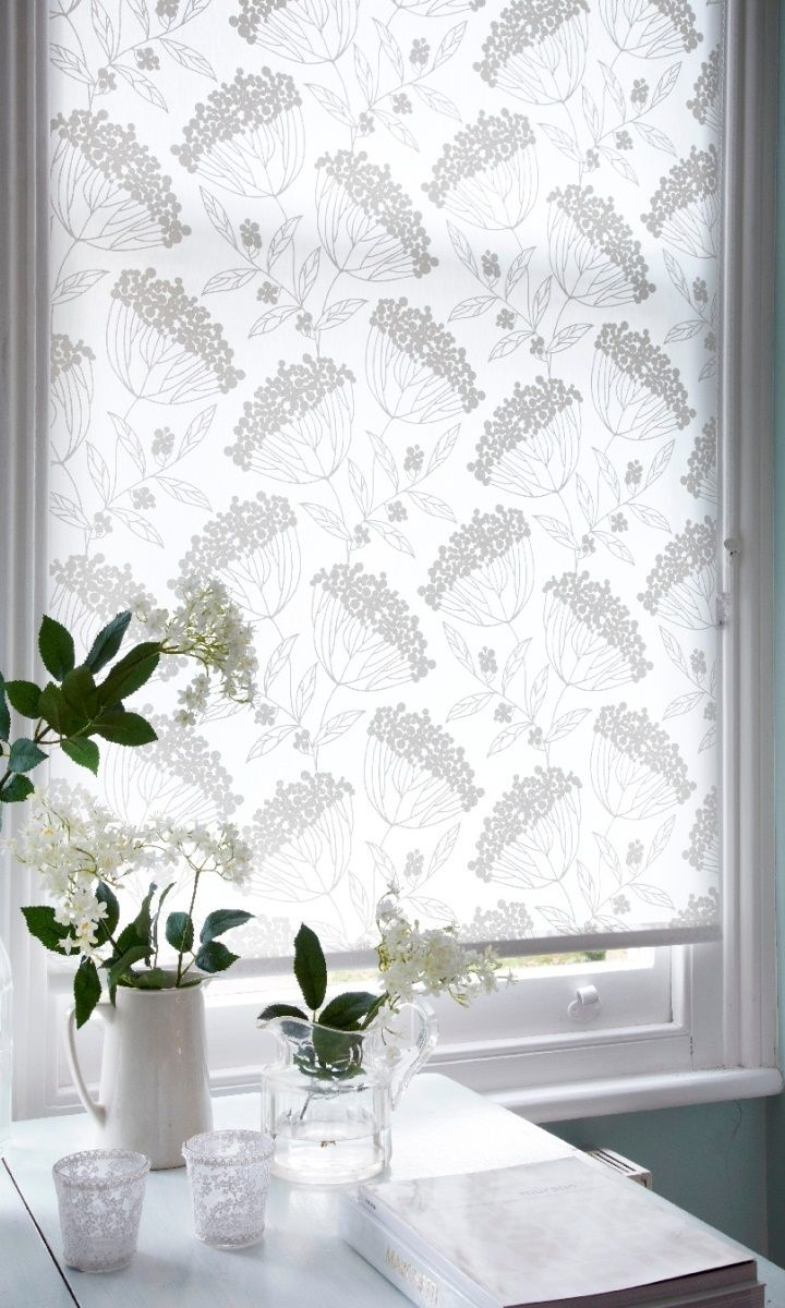 25 Best Ideas About White Roller Blinds On Pinterest White With Regard To Pre Made Roller Blinds (Image 5 of 15)