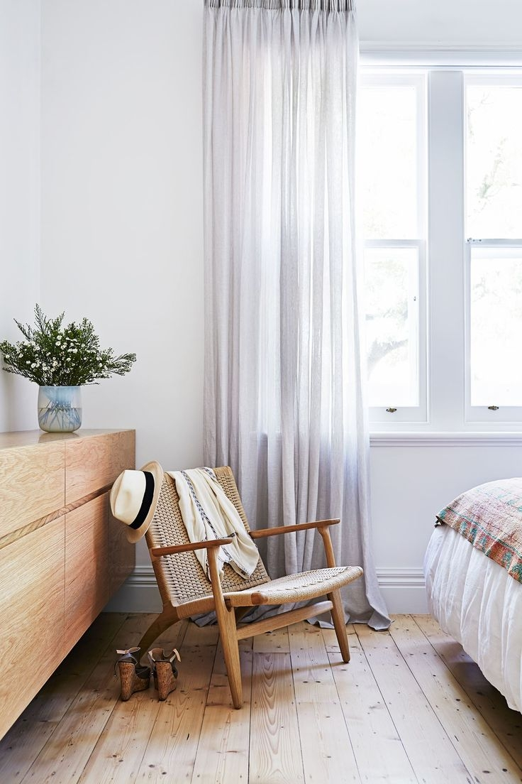 25 Best Linen Curtains Ideas On Pinterest Linen Curtain White For Heavy Linen Drapes (Image 4 of 15)