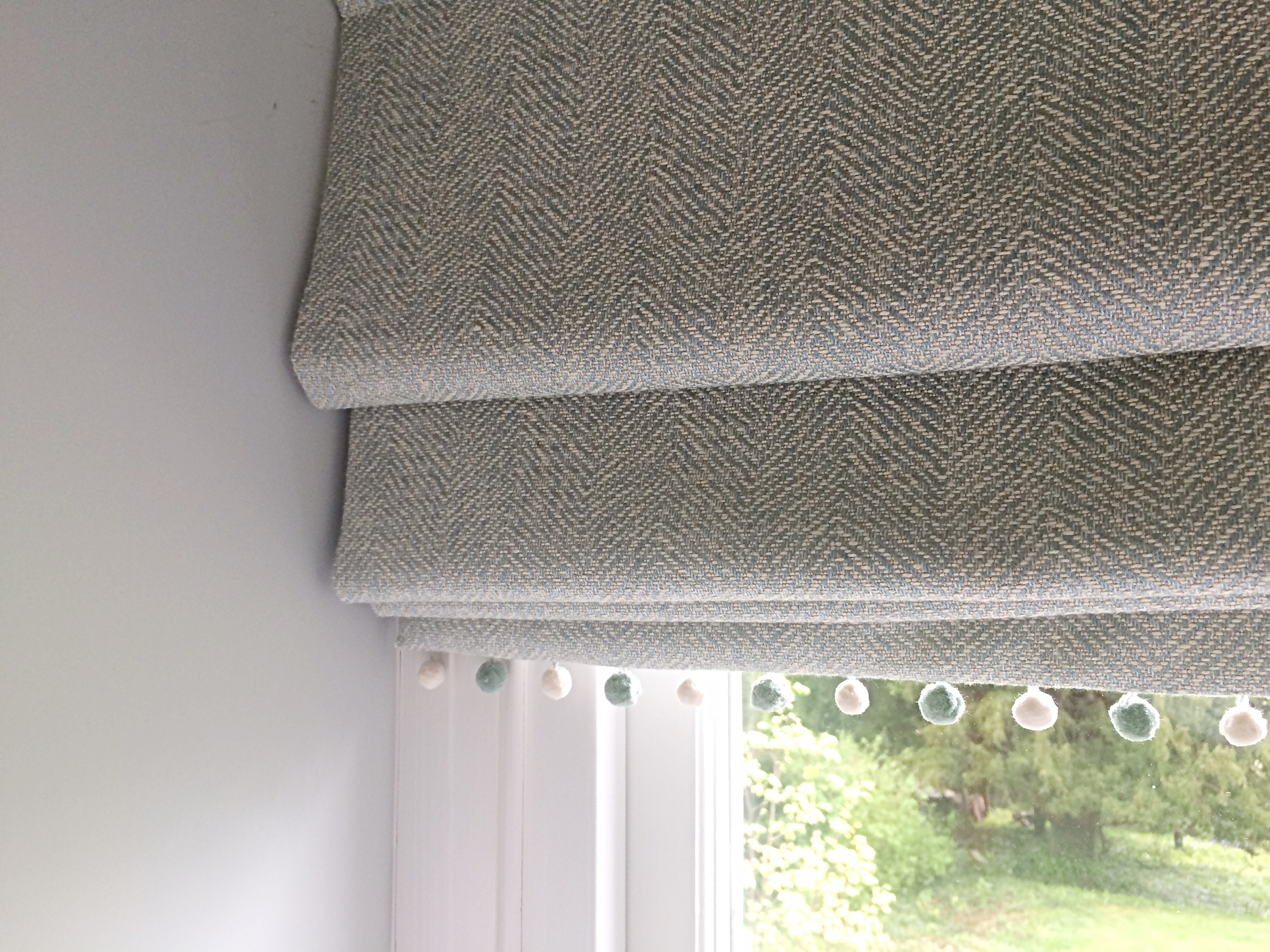 Featured Image of Roman Fabric Blinds