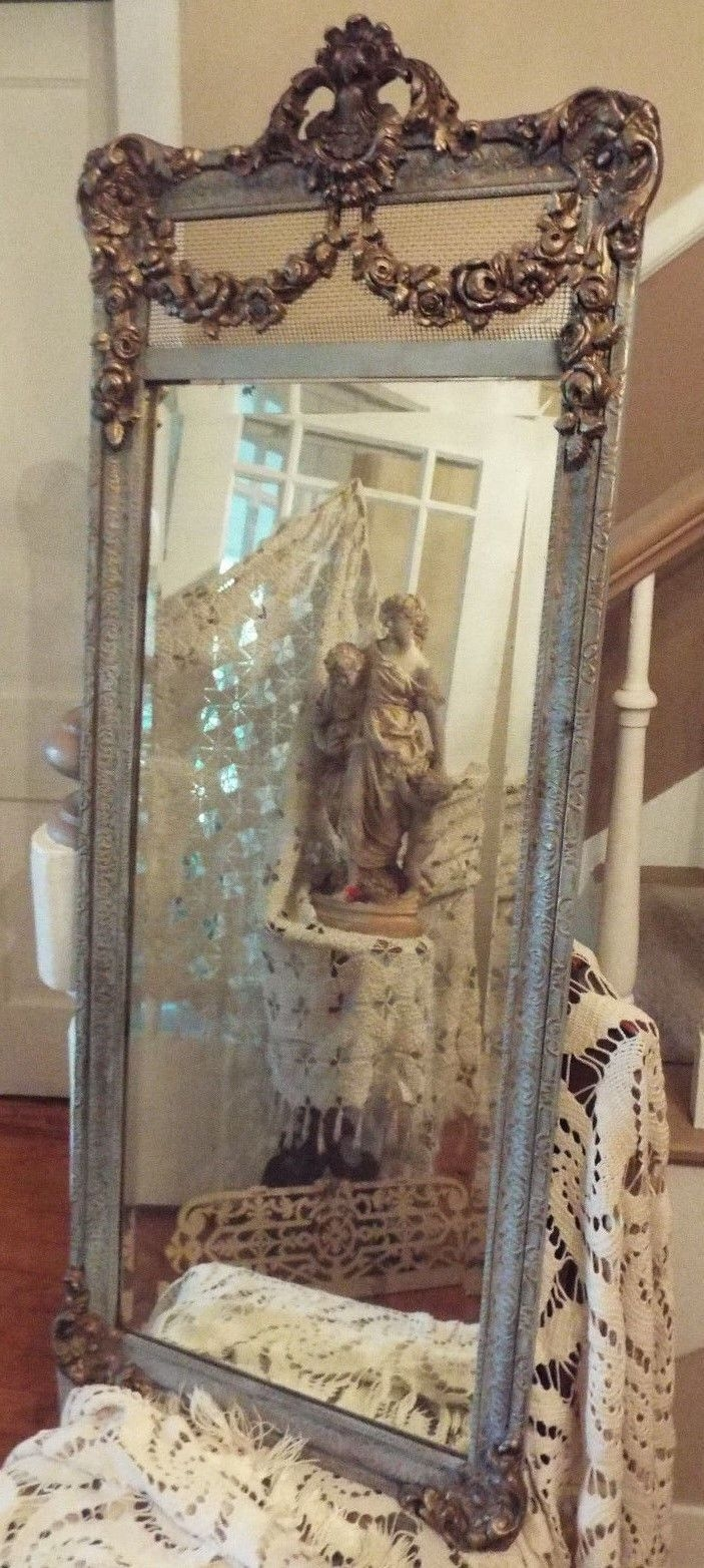 25 Great Ideas About French Mirror On Pinterest Vintage Mirrors Intended For Gilt Mirrors For Sale (Image 2 of 15)