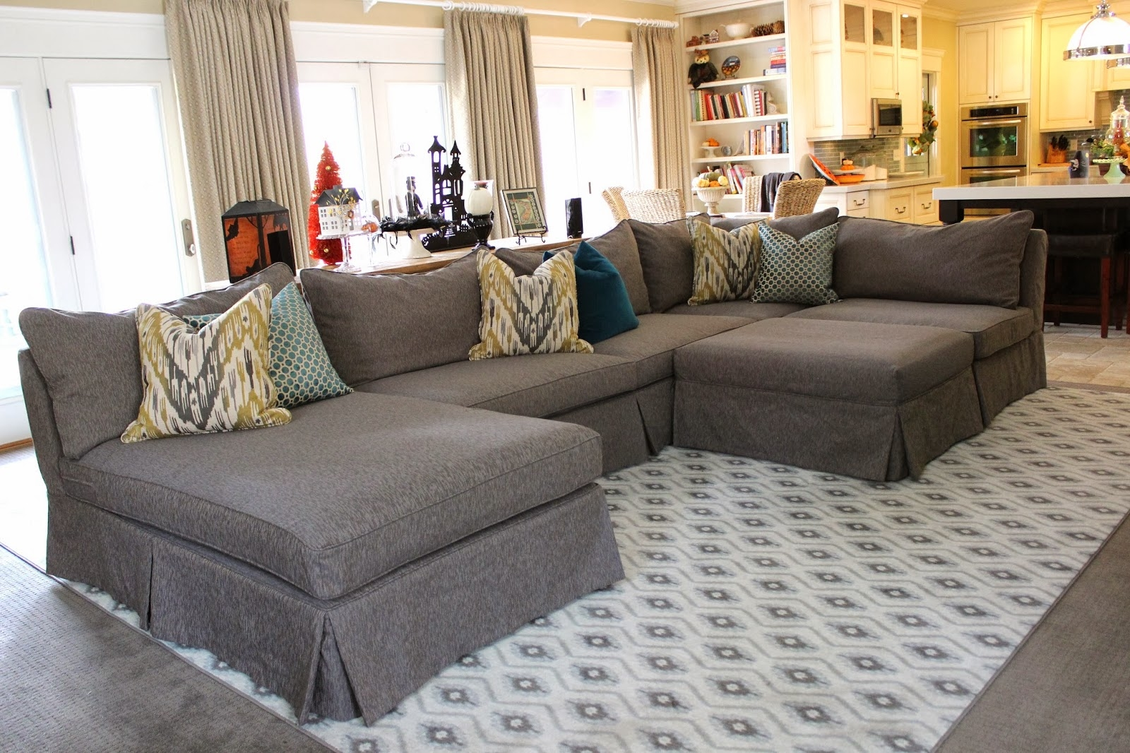 3 Piece Sectional Couch Covers Couches Furniture Gallery In 3 Piece Sectional Sofa Slipcovers (Image 2 of 15)