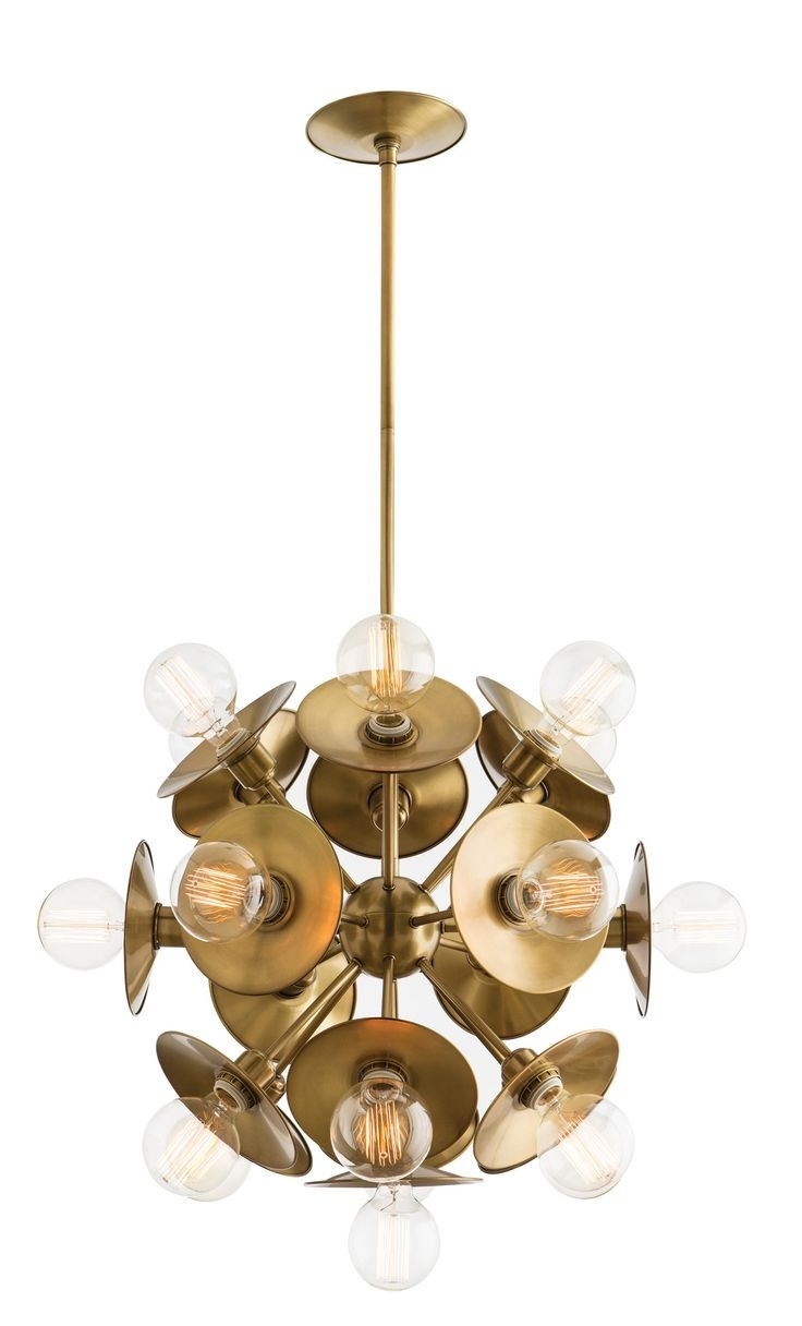 363 Best Images About Chandeliers Pendants On Pinterest In Retro Chandeliers (Image 1 of 15)