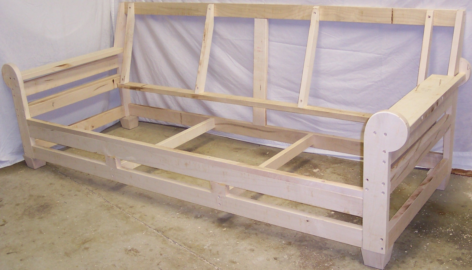 Featured Image of Diy Sofa Frame