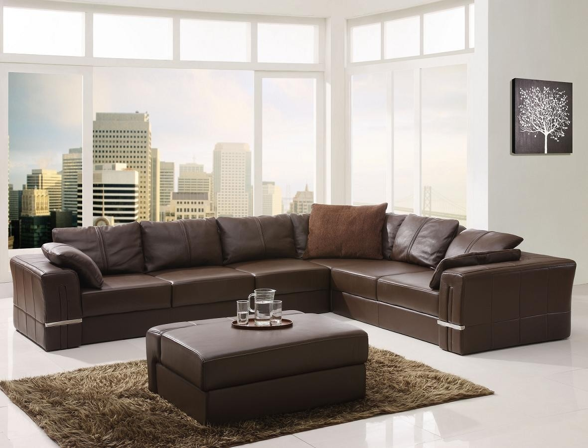 39 Sectional Leather Sofa Living Room Sofa Sectionals Bradley Inside Bradley Sectional Sofa (Image 1 of 15)
