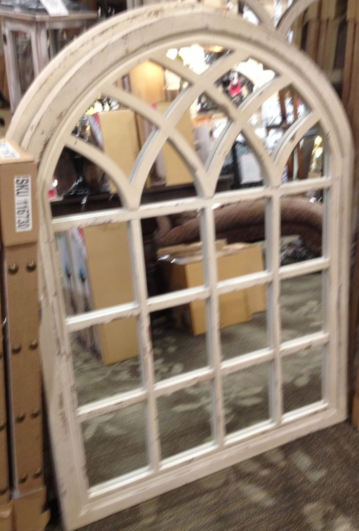 40 Best Images About Window Mirrors On Pinterest French With Regard To Window Arch Mirror (Photo 11 of 15)