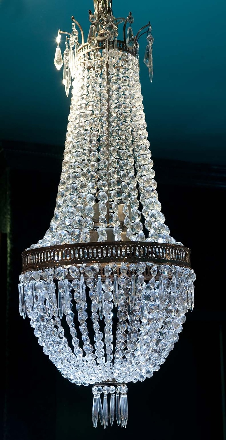 415 Best Images About Crystal Empire Chandeliers On Pinterest With Regard To Edwardian Chandeliers (Image 1 of 15)