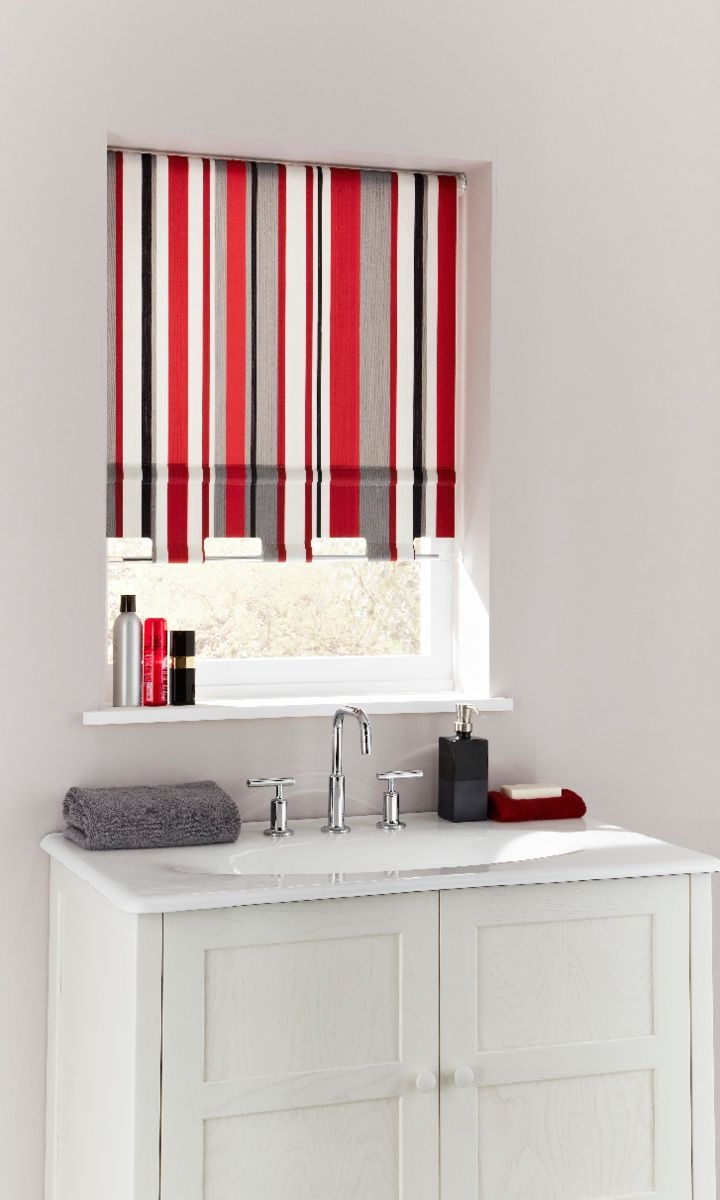 57 Best Images About Roller Blinds On Pinterest Buxton Taupe With Red Roman  Blinds Kitchen (