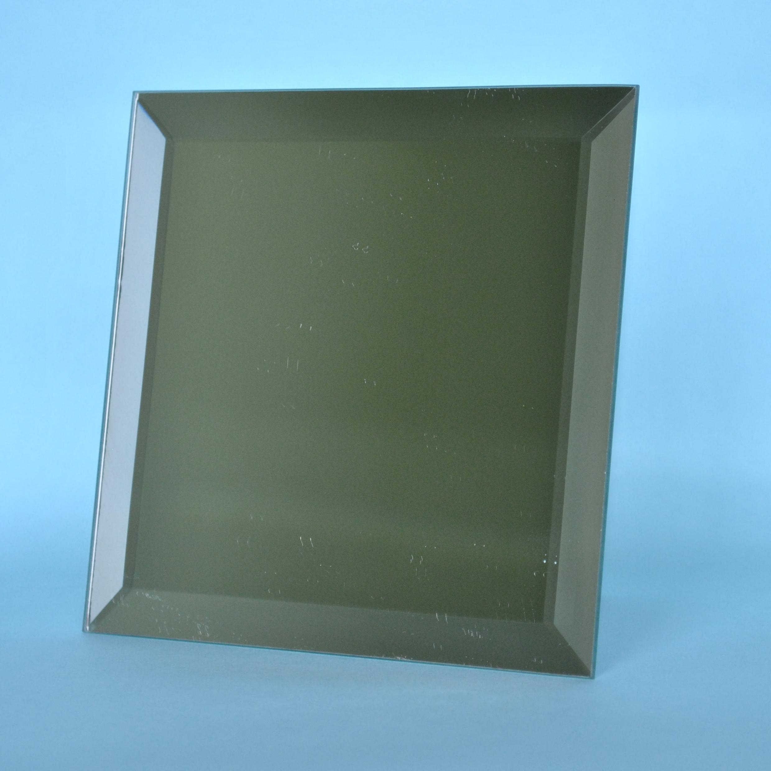 5mm Square Bevel Edge Silver Mirror China 5mm Square Bevel Edge Intended For Chamfered Edge Mirror (Image 1 of 15)