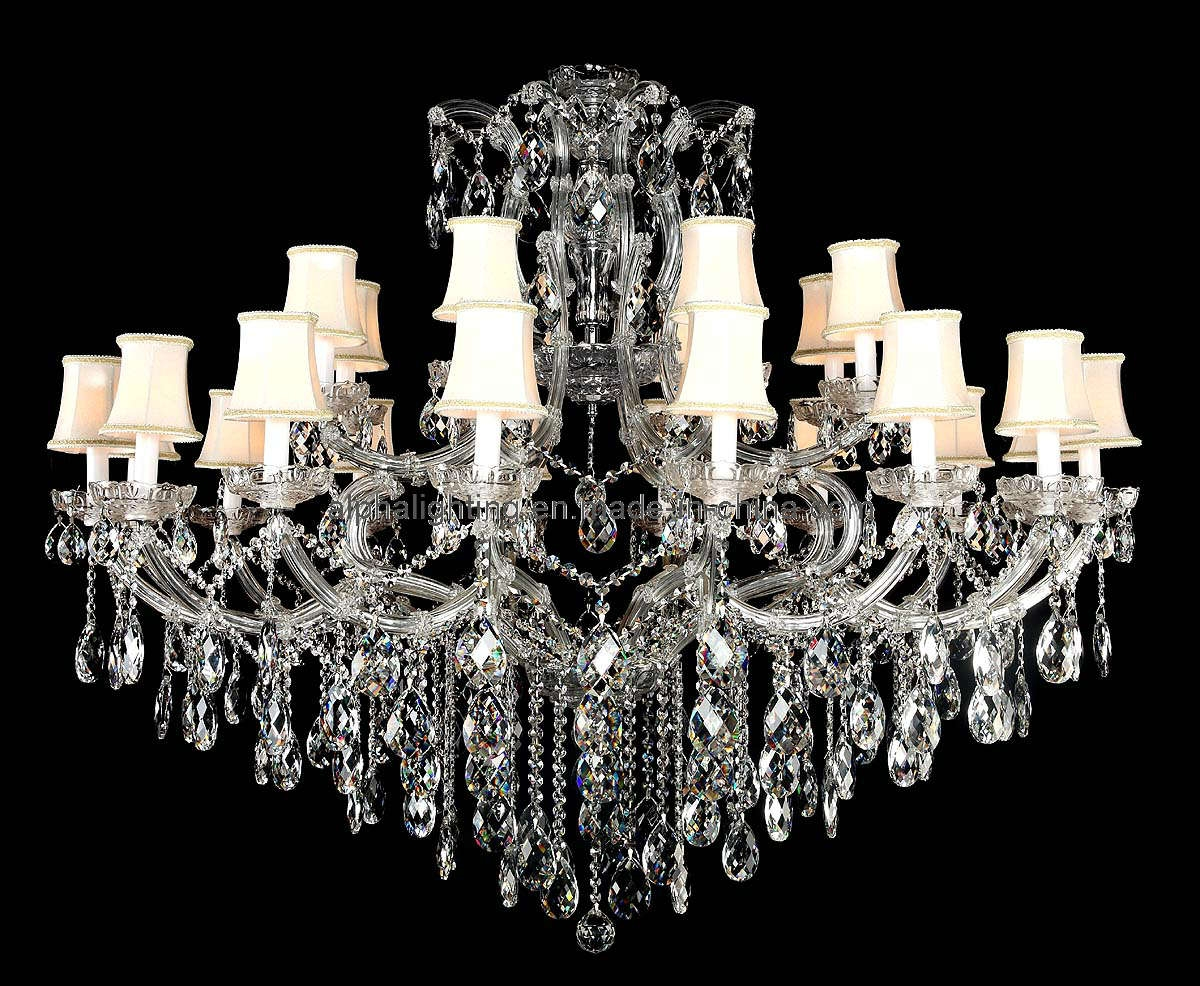 6 Useful Tips To Buy New Chandeliers Shining Houston In Expensive Crystal Chandeliers (Image 2 of 15)