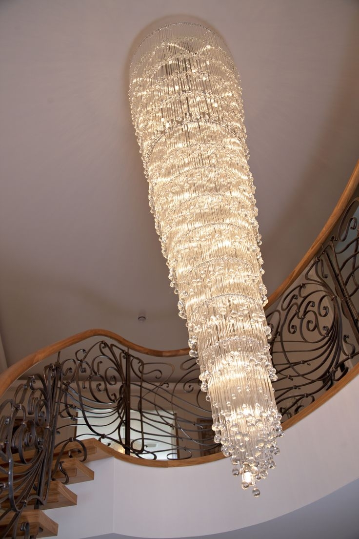 66 Best Images About Interior Light Stairs On Pinterest Pertaining To Modern Italian Chandeliers (Image 1 of 15)