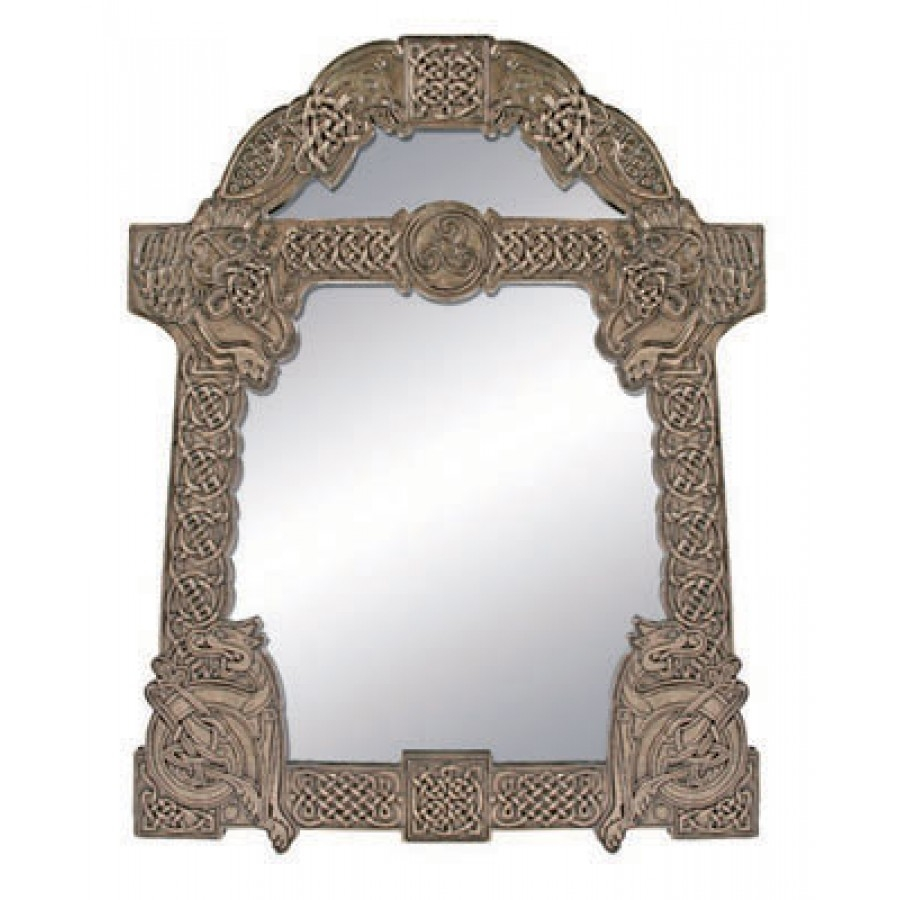7023l 01 900×900 Throughout Gothic Wall Mirror (Image 2 of 15)