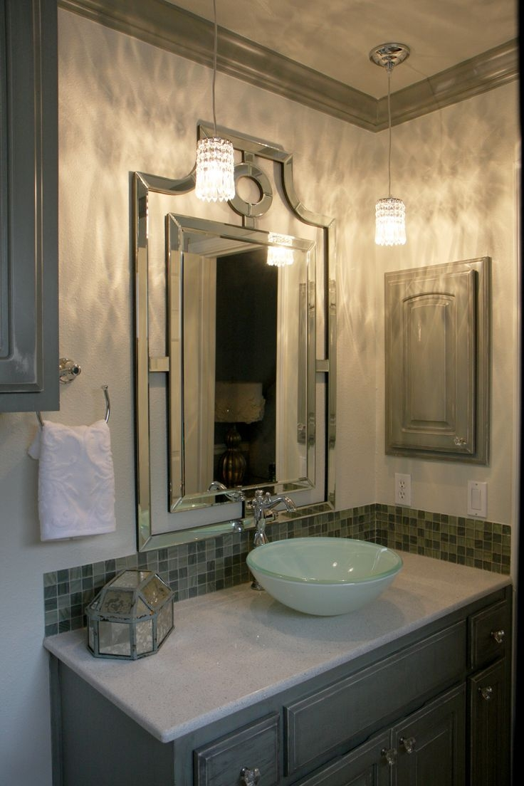 75 Best Images About Art Deco Bathroom On Pinterest Contemporary In Deco Bathroom Mirror (Image 2 of 15)