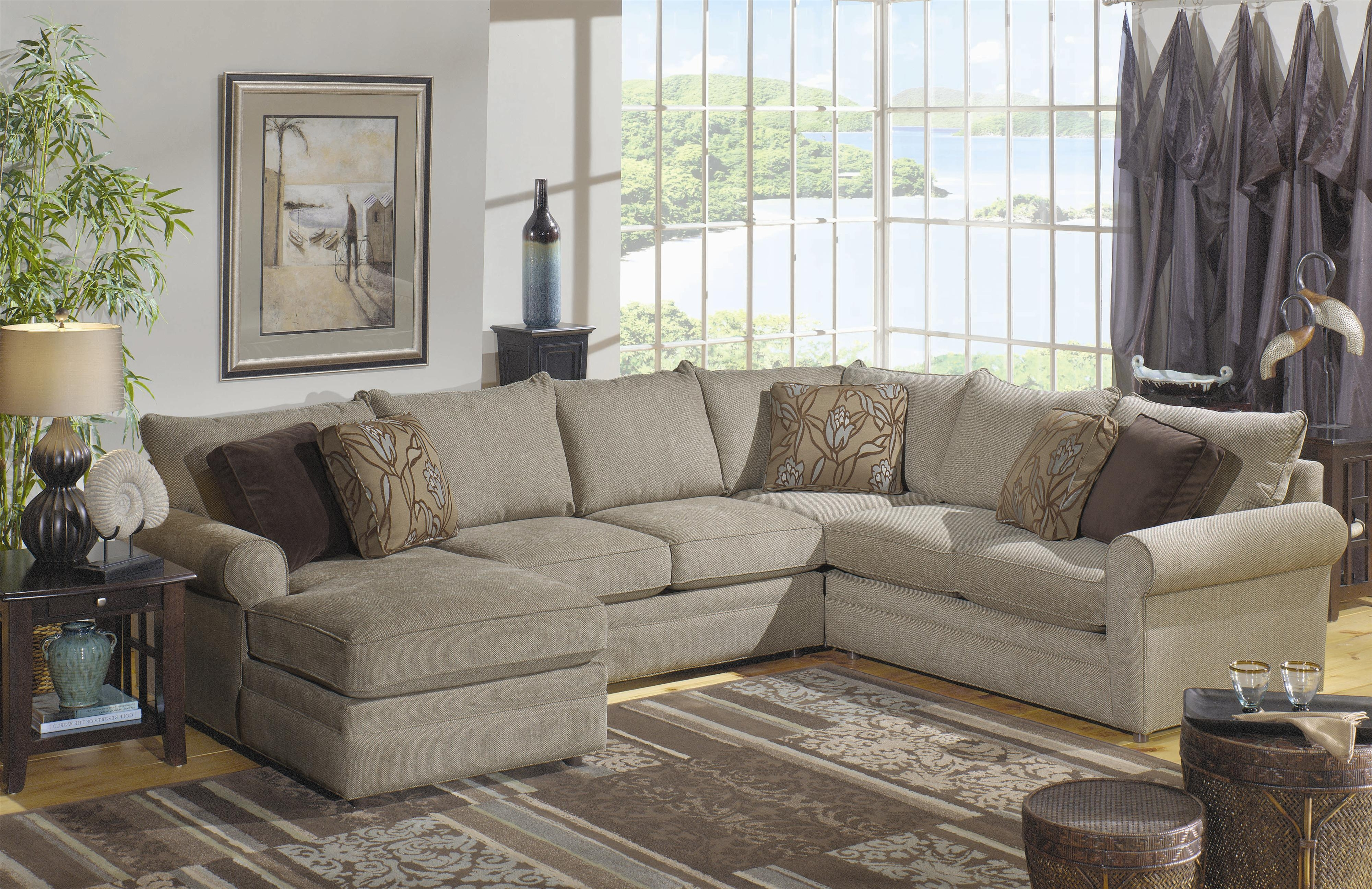 7748 Sectional Sofa Craftmaster We Can Help You Pick Your With Regard To Craftmaster Sectional Sofa (Image 1 of 15)