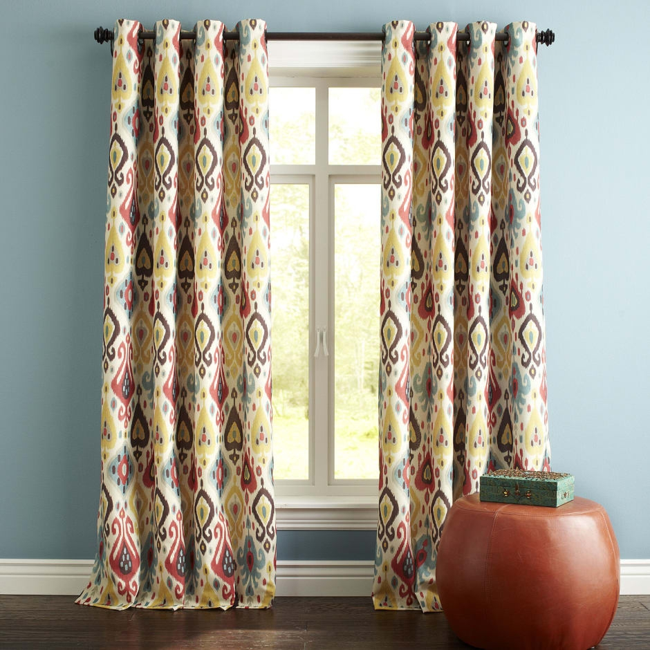 8 Funky Window Treatments That Will Appeal To Your Quirky Side With Quirky Curtains (Photo 8 of 15)