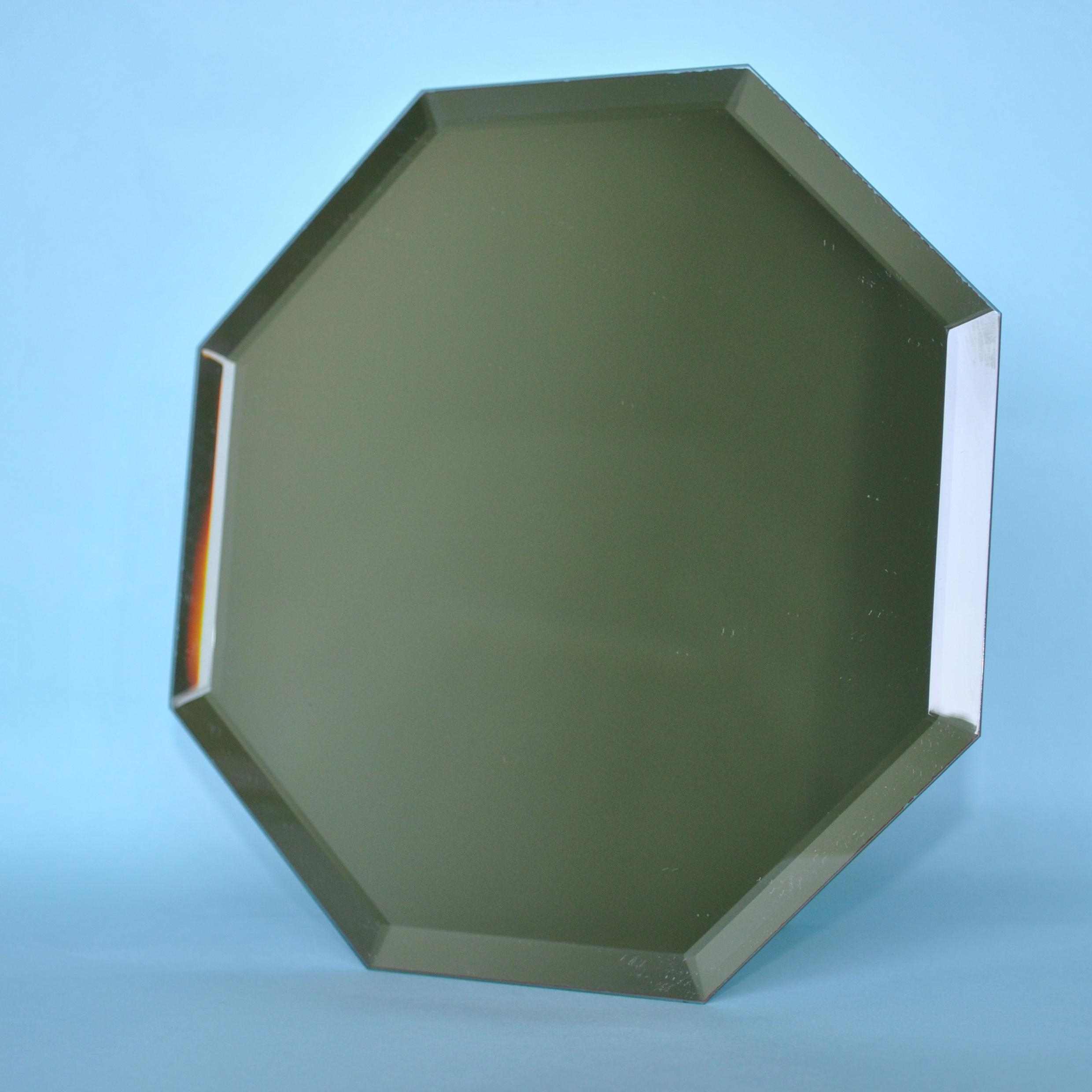 8mm Octagon Bevel Edge Silver Mirror China 8mm Octagon Bevel Edge Within Bevelled Edge Mirrors (View 11 of 15)
