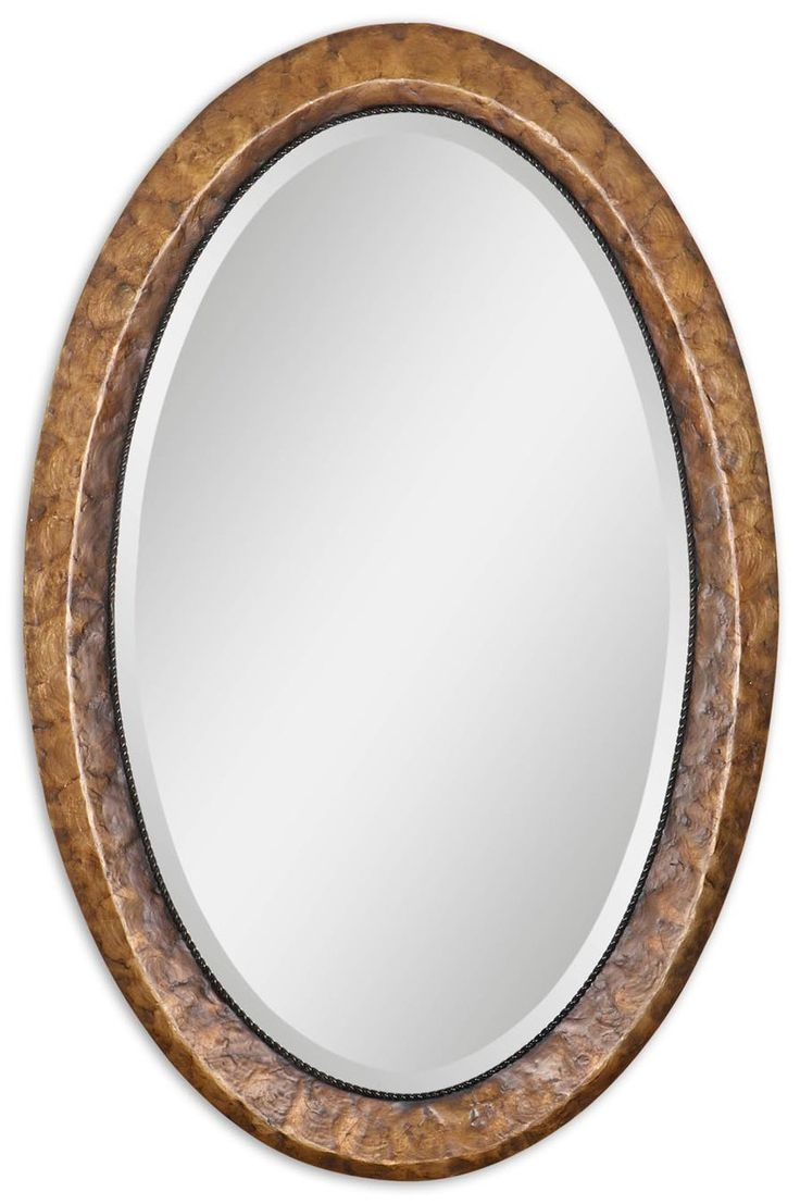 95 Best Images About Elegant Beach Mirrors On Pinterest Regarding Large Oval Wall Mirror (Image 1 of 14)