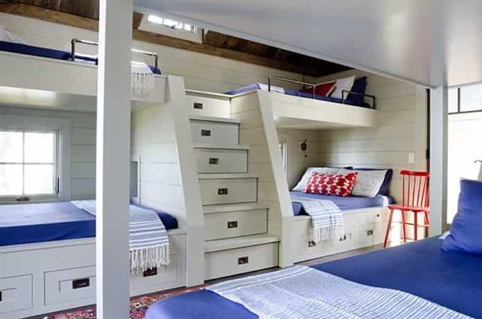 Featured Image of Built In Bunk Beds With Storage