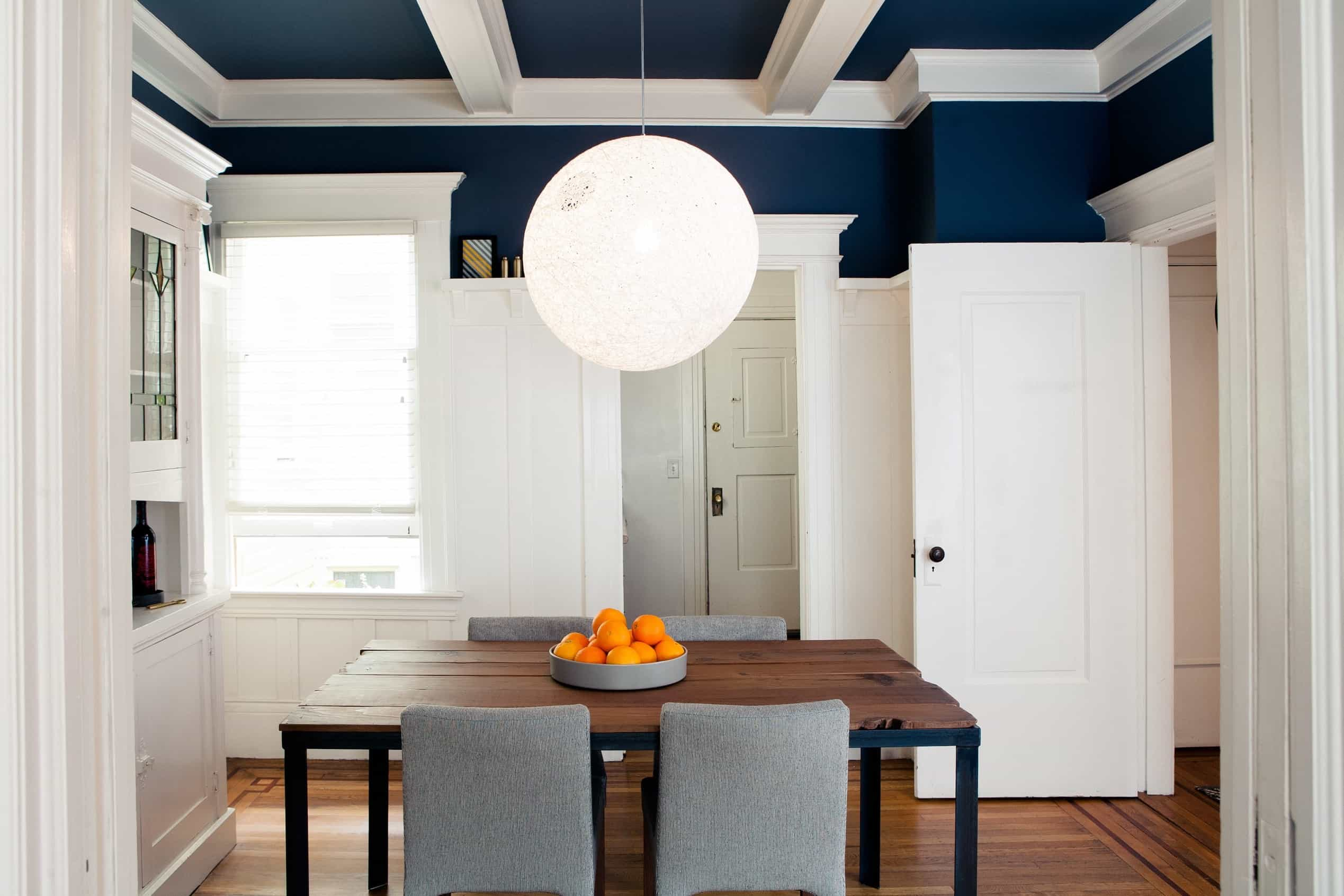 Featured Image of Contemporary Globe Pendant Lighting For Dining Room