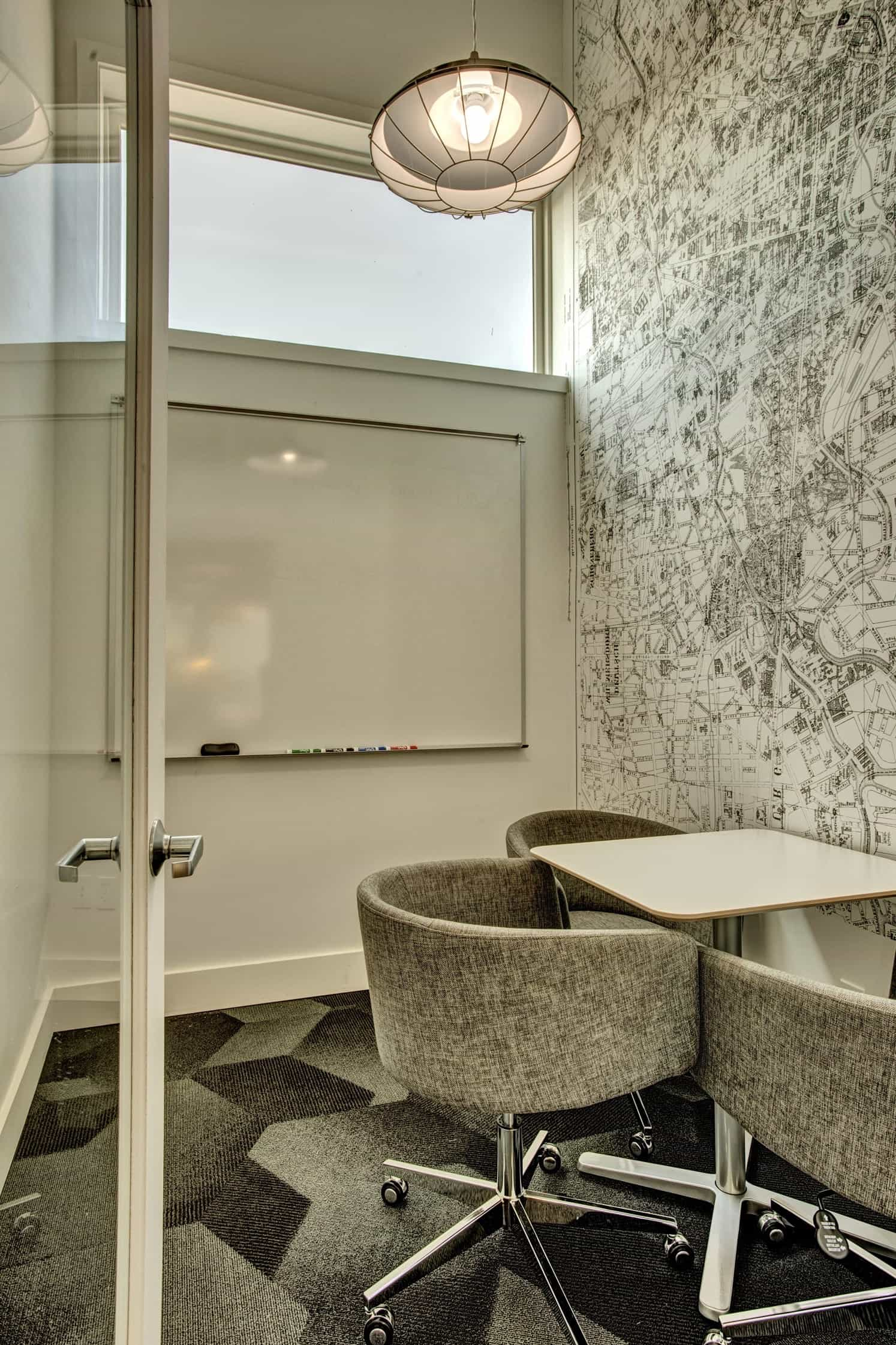 Featured Image of Cozy Minimalist Conference Room