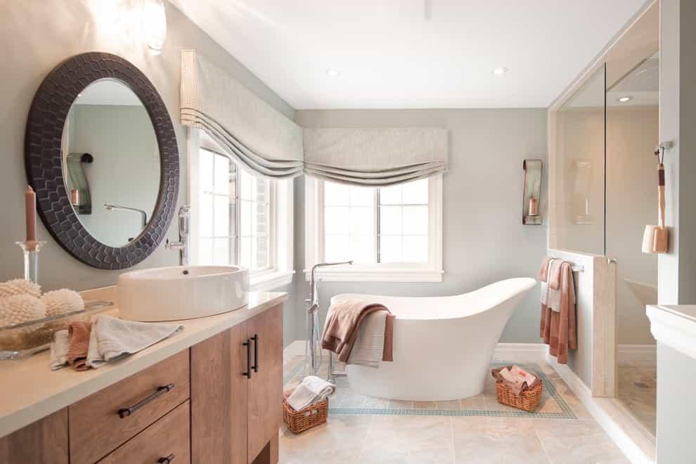 Elegance Modern Window Valances For Bathroom (Image 12 of 20)