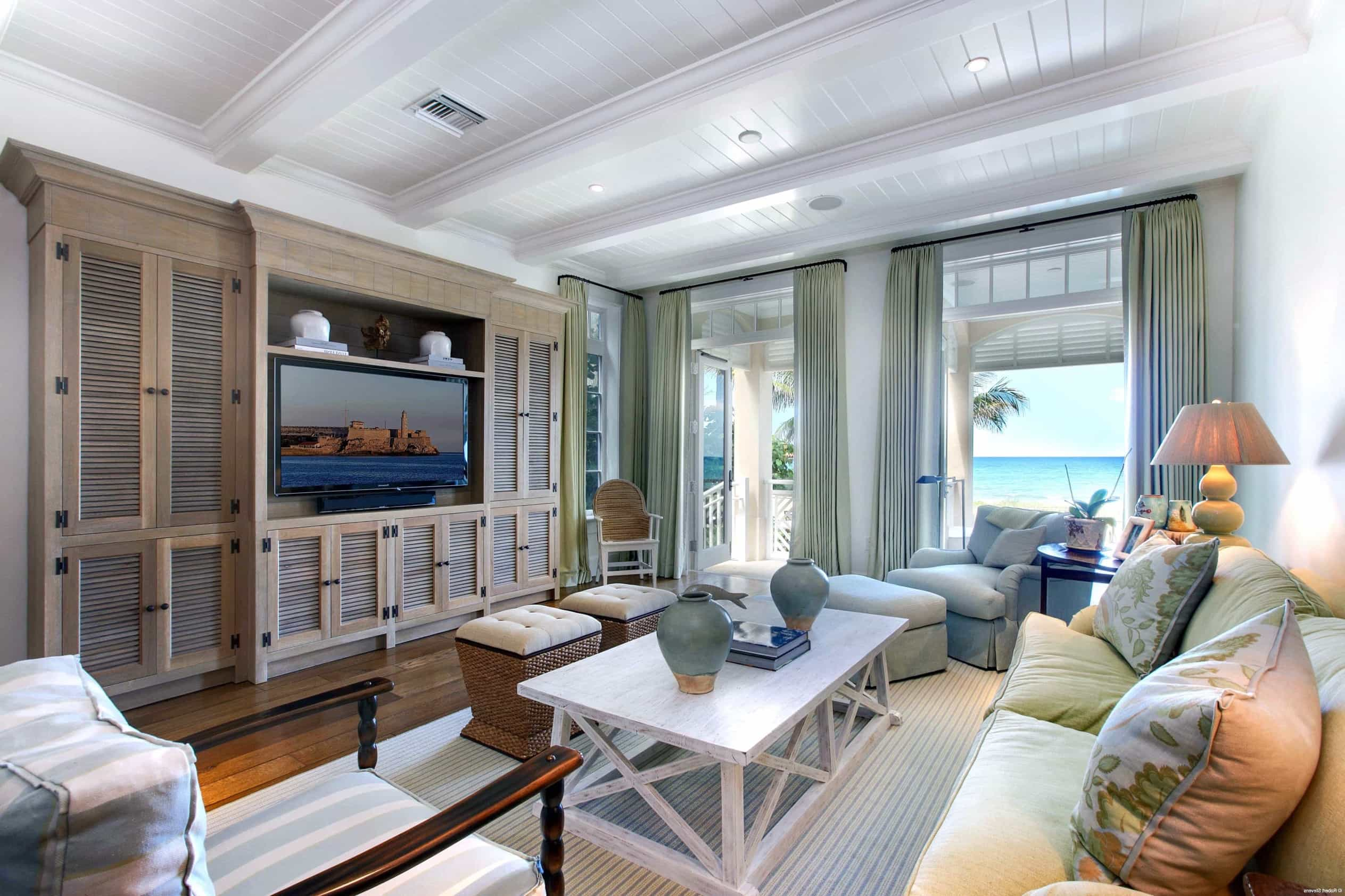 Featured Image of Living Room Coastal Retreat
