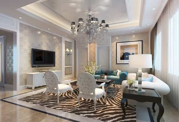 Featured Image of Luxury Living Room Interior Ideas