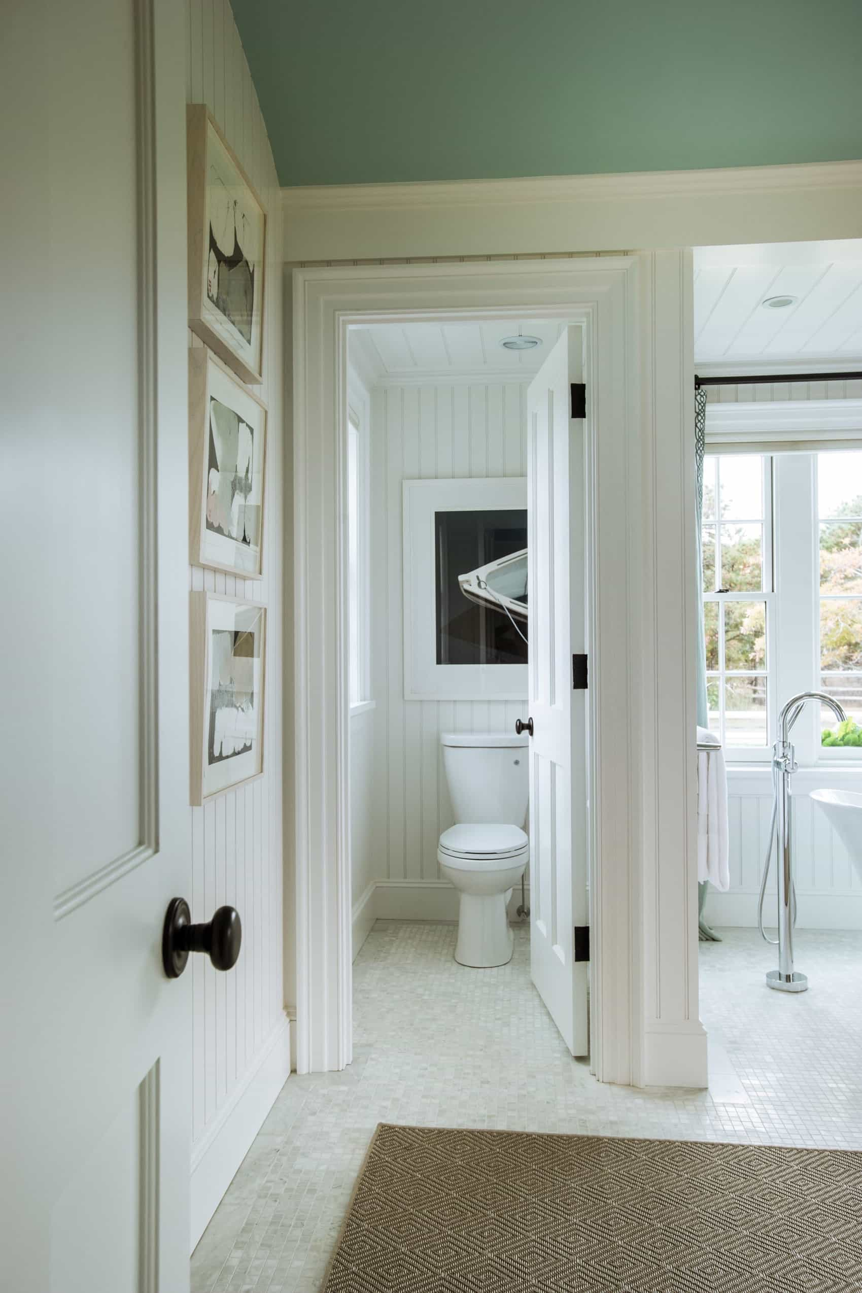 Master Bathroom With Private Toilet Stall 50607 House