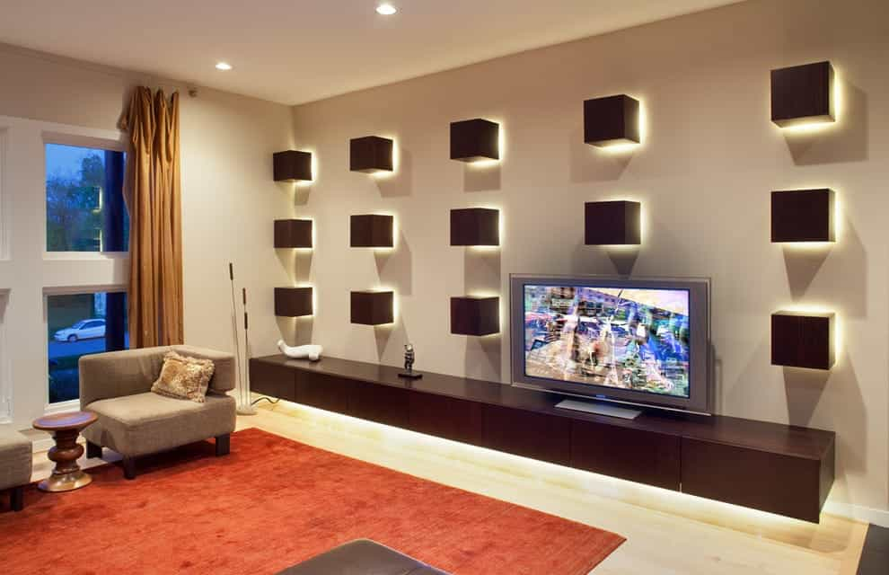 Featured Image of Modern Decorative Wall TV Stand Cabinets