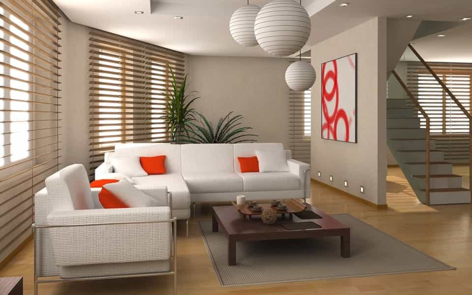 Featured Image of Simple Living Room Interior Design