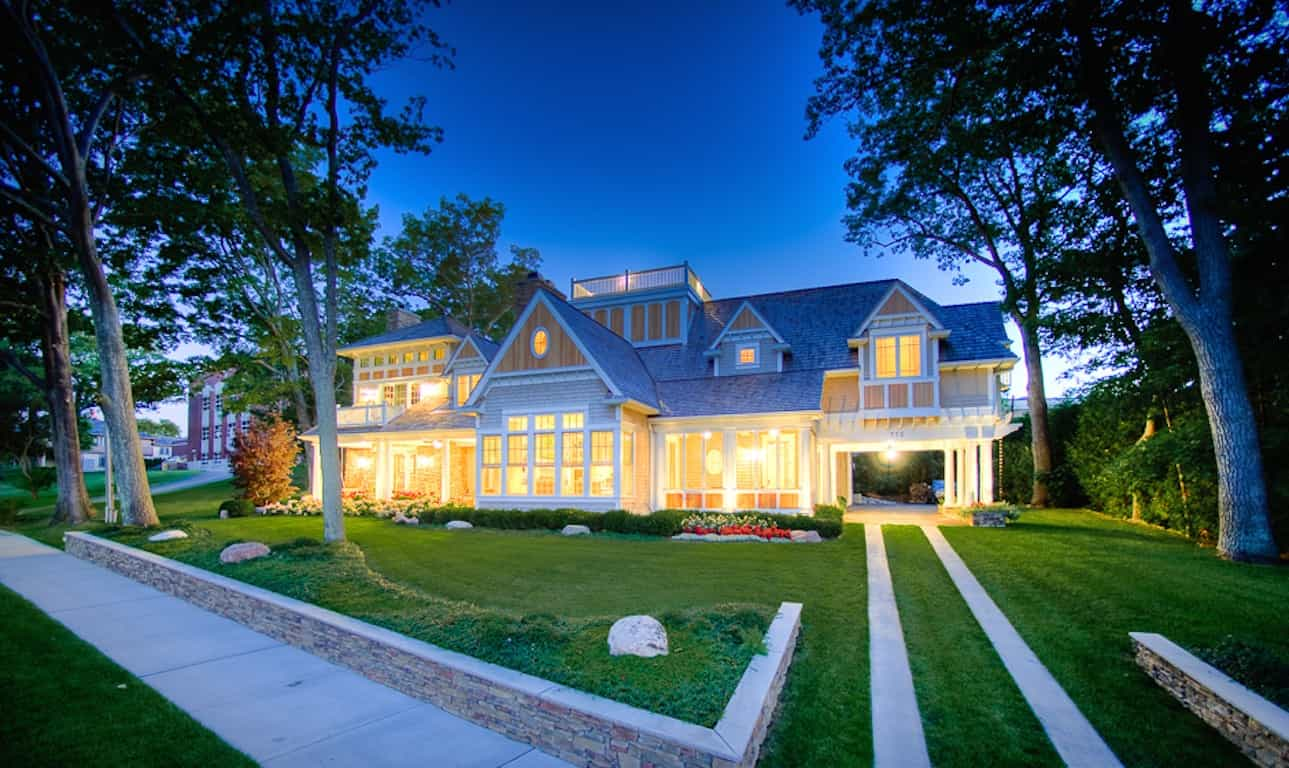 Stunning Neutral Cape Cod Exterior Lighting 48235 House Decoration Ideas