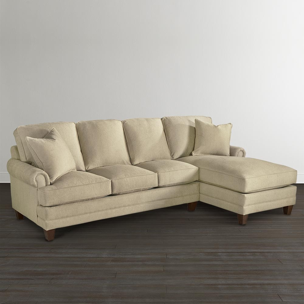 A Sectional Sofa Collection With Something For Everyone Throughout Angled Chaise Sofa (Image 2 of 15)