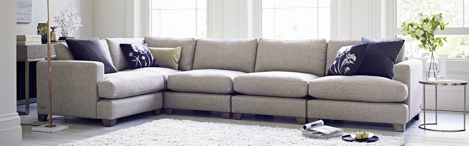 A Sofa Fit For The Family Regarding Family Sofa (Image 1 of 15)