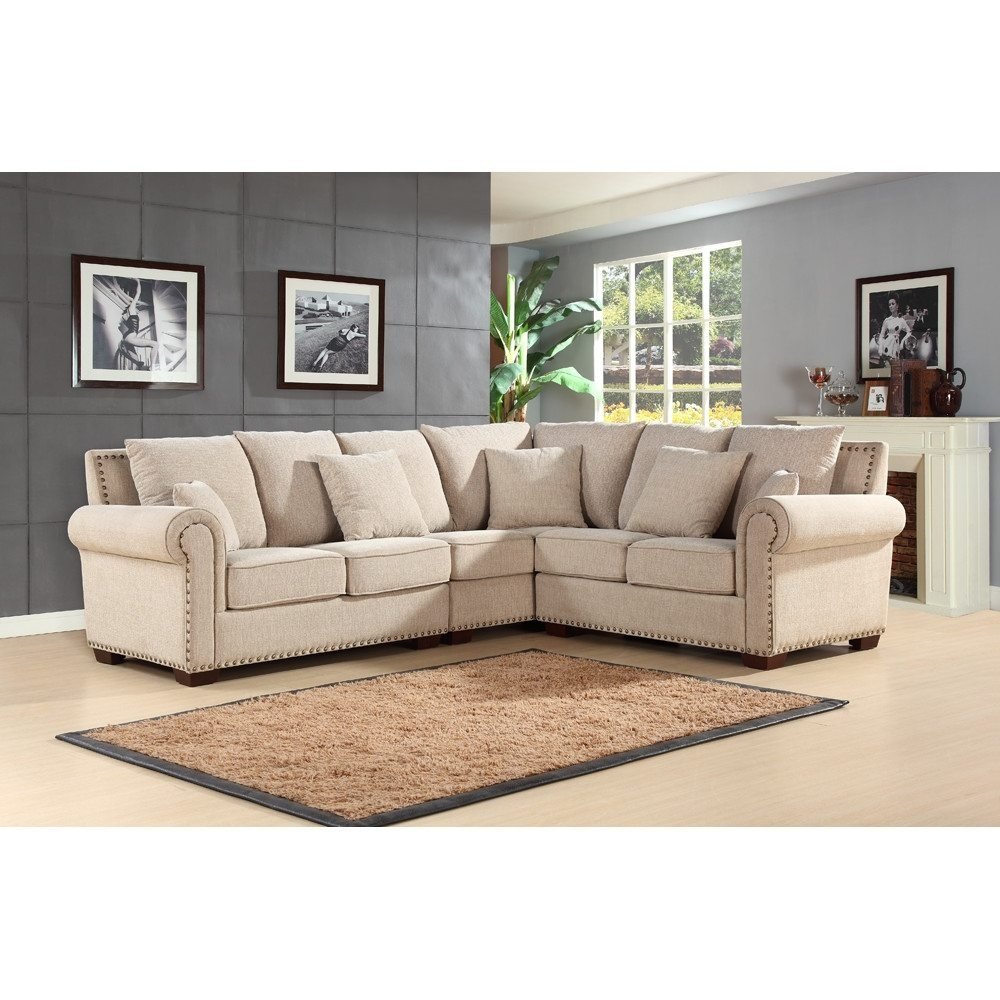 Abson Sectional Sofa 19 With Abson Sectional Sofa Inside Abbyson Sectional Sofa (Image 6 of 15)