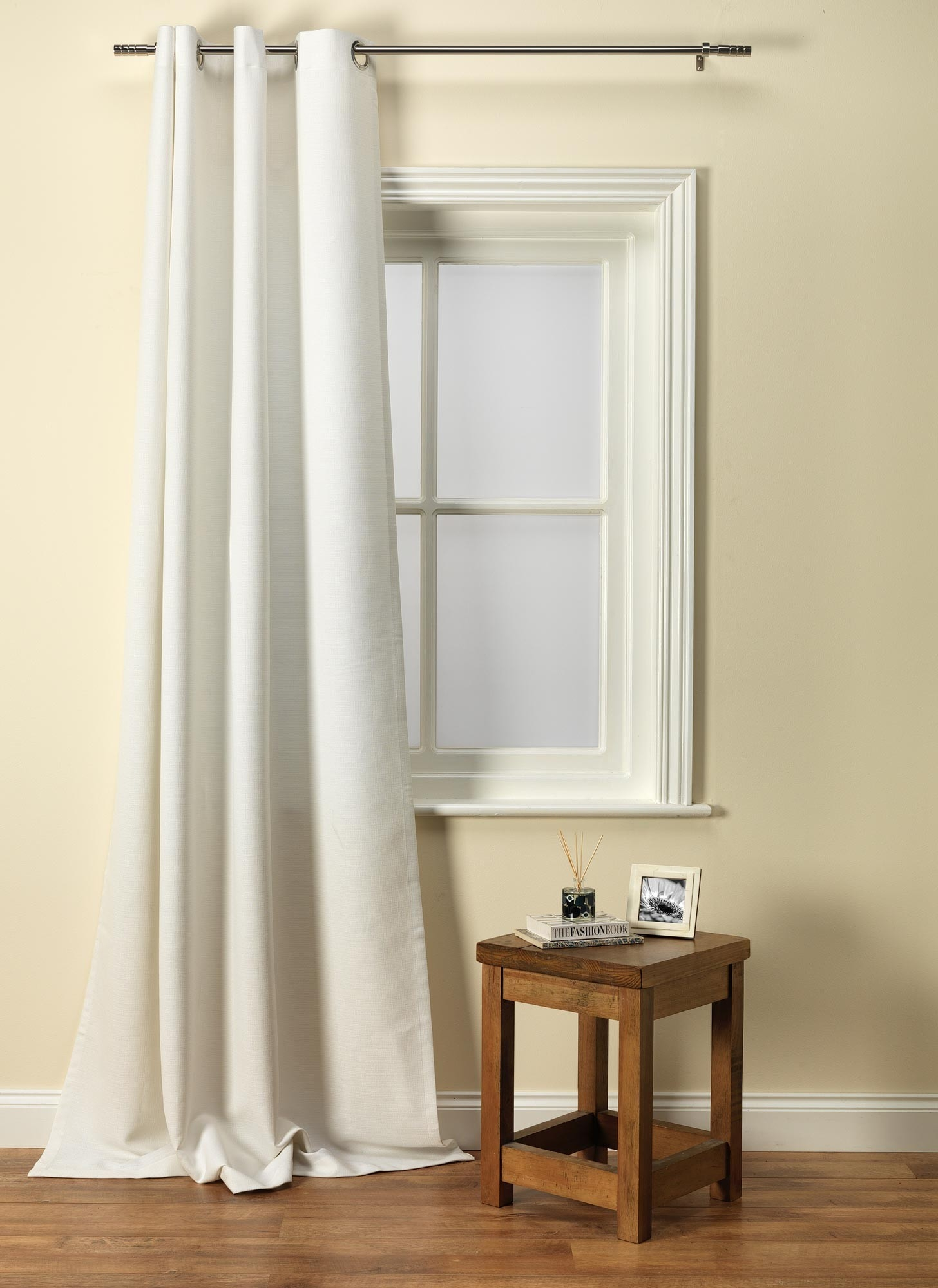 Ada Extra Long Voile Panel From Net Curtains Direct With Extra Long Voile Curtains (Image 2 of 15)