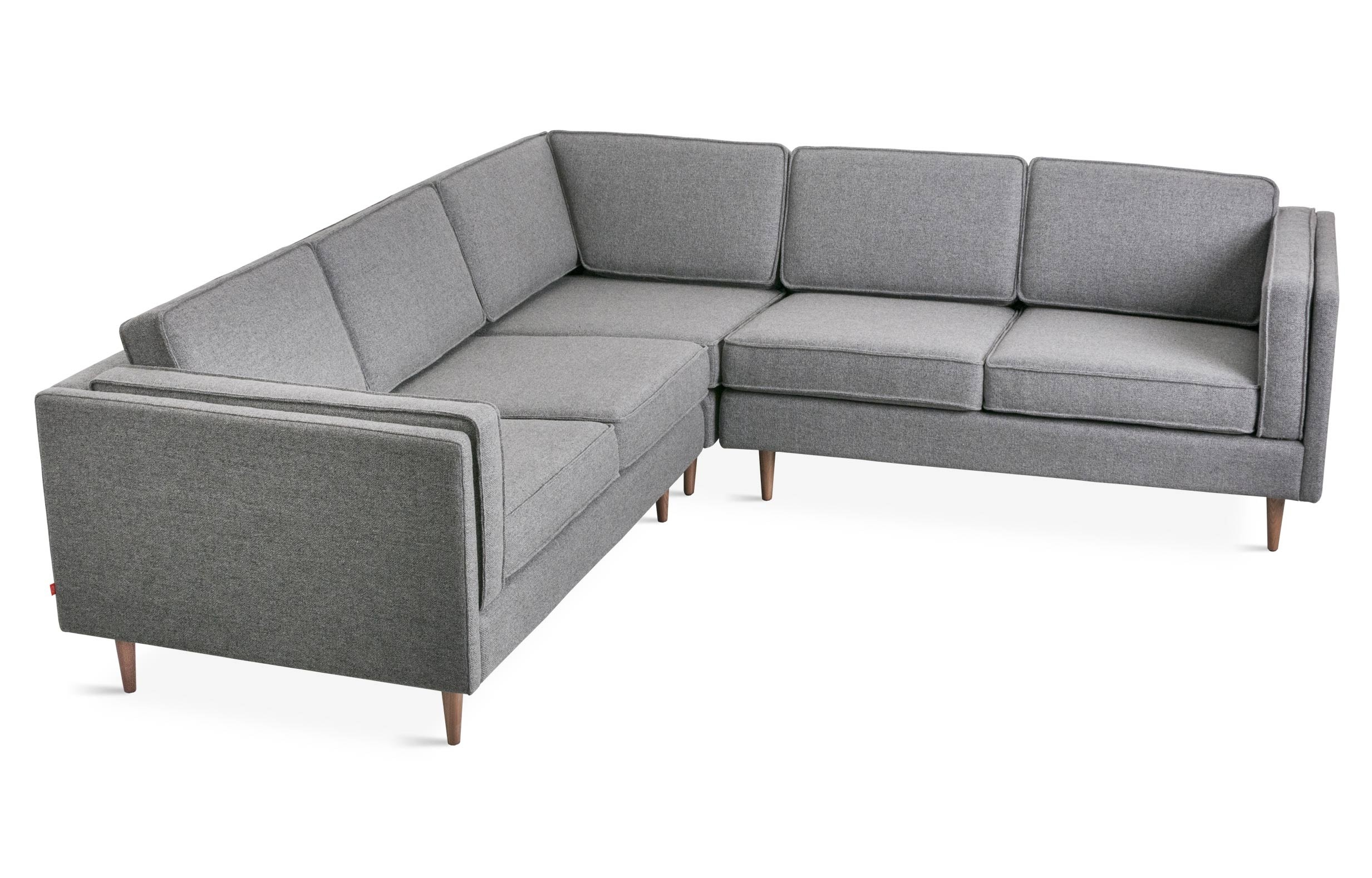 Adelaide Bi Sectional Viesso Throughout Bisectional Sofa (Image 2 of 15)