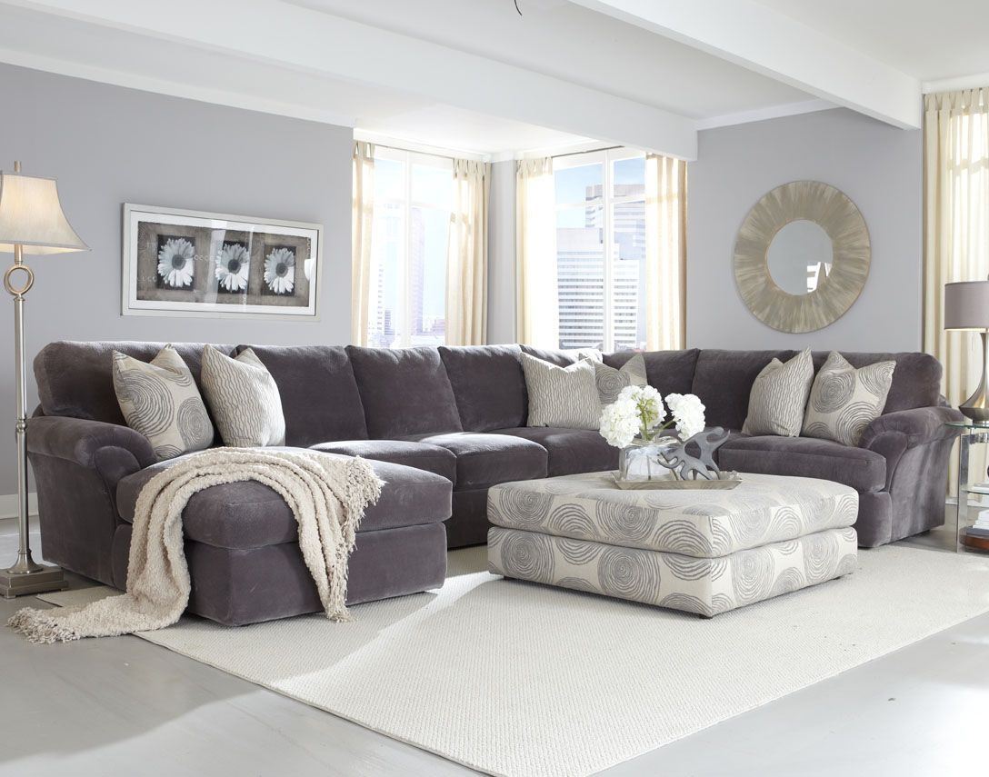 Affordable Sectional Couches For Cozy Living Room Ideas Homesfeed Inside Cozy Sectional Sofas (Image 2 of 15)