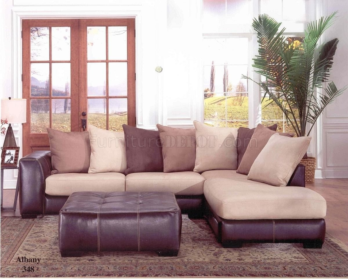 Featured Image of Albany Industries Sectional Sofa