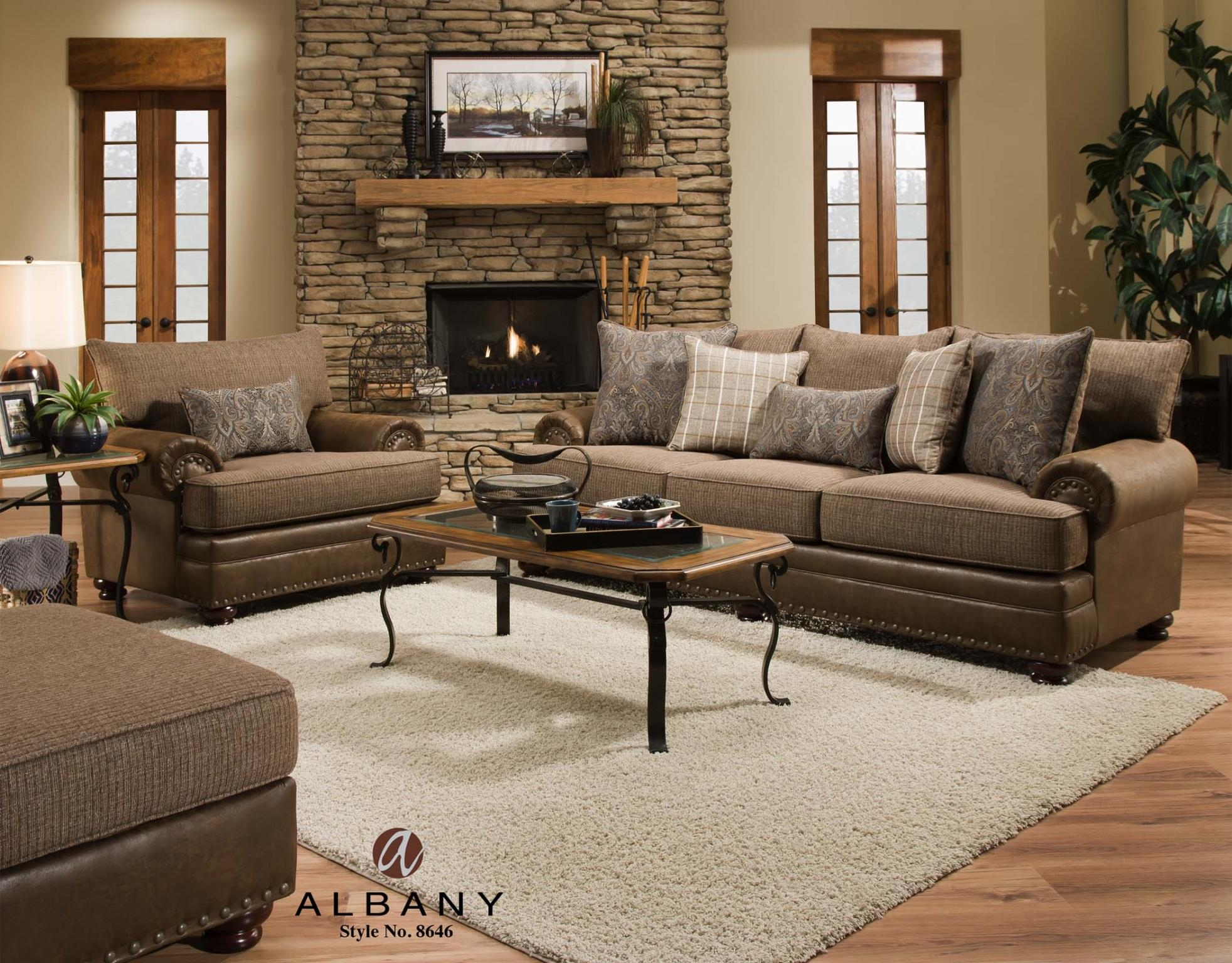 Fresh allison recliner sectional sofa by albany industries for Allison recliner sectional sofa by albany industries