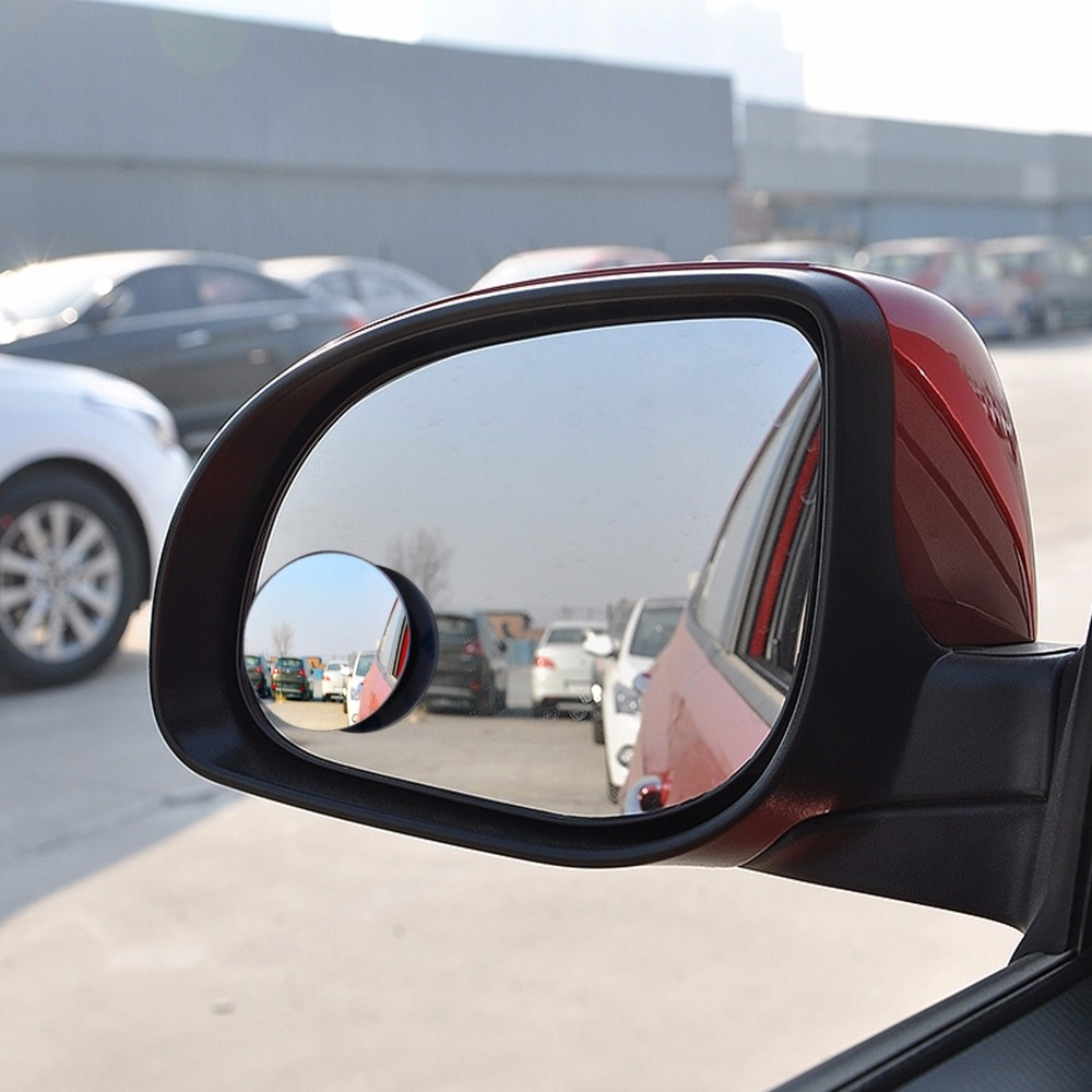 Aliexpress Buy Hd 360 Degree Wide Angle Round Convex Car Pertaining To Buy Convex Mirror (Image 1 of 15)