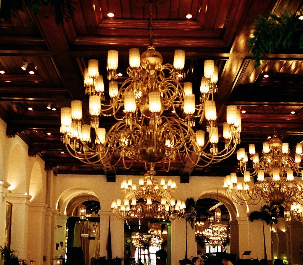 All Sizes Manila Hotel Chandelier Flickr Photo Sharing Within Hotel Chandelier (Image 5 of 15)