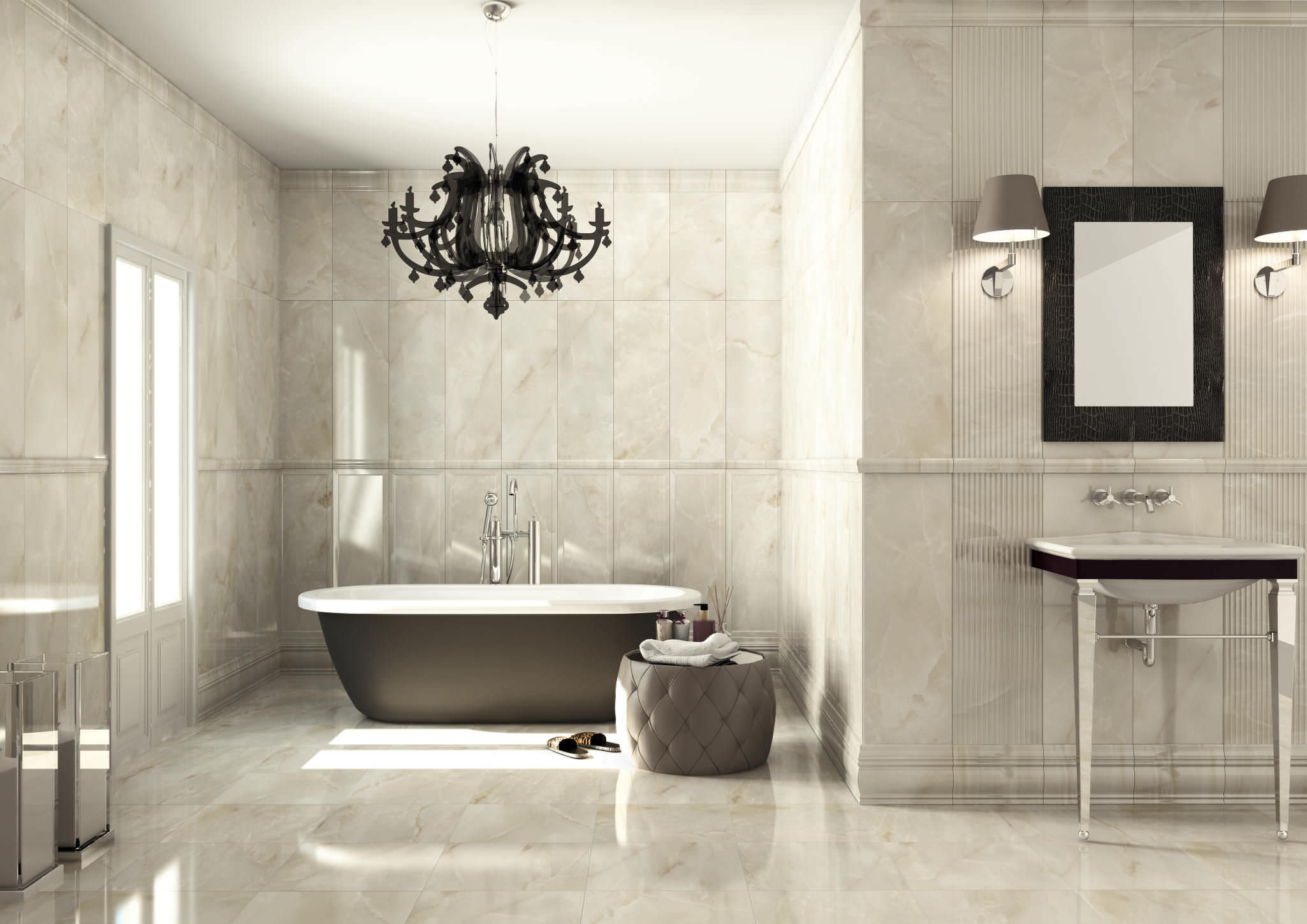 Amazing Of Modern Bathroom Chandeliers Inspiring Modern Chandelier For Modern Bathroom Chandeliers (View 9 of 15)
