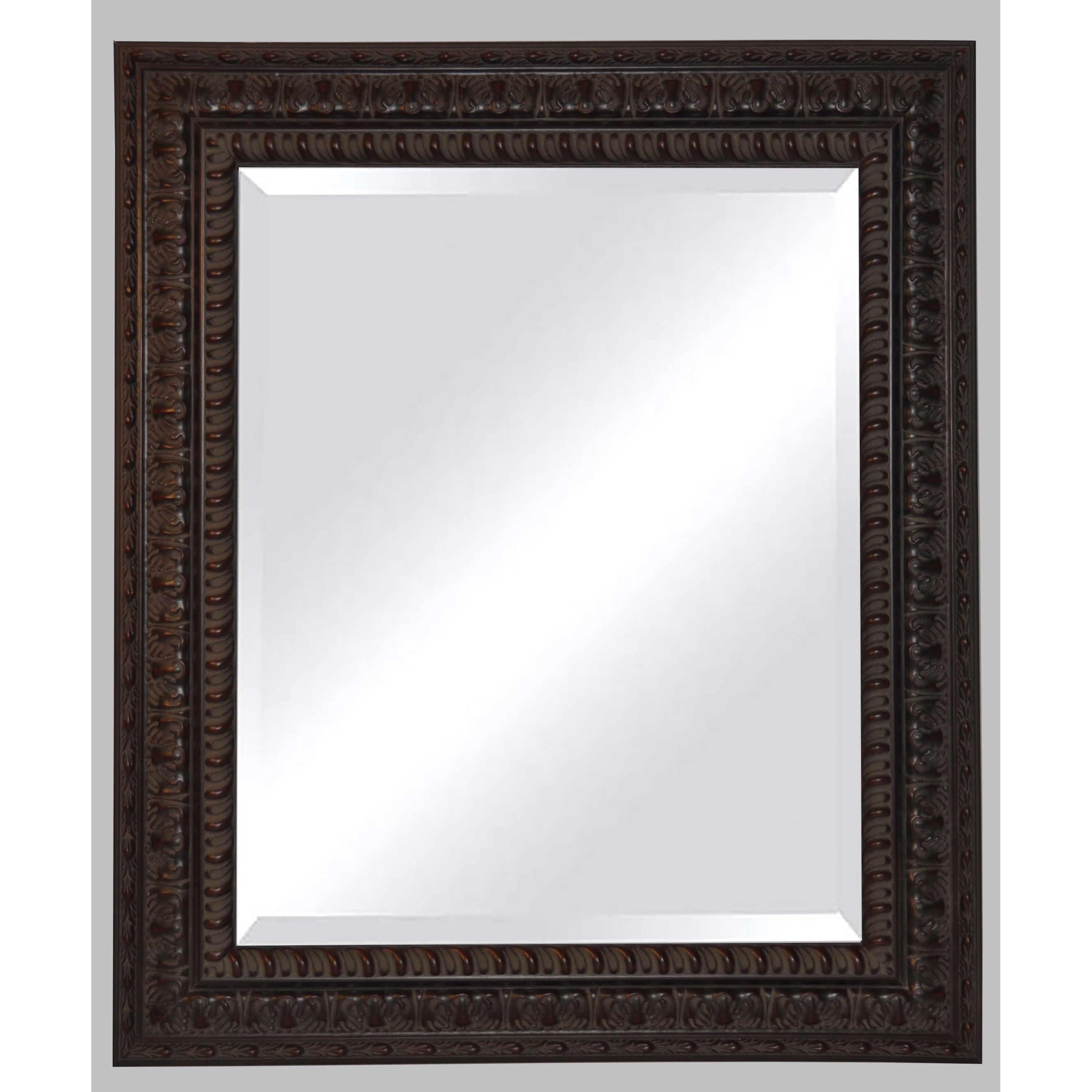 American Made Rayne Embellished Vanity Wall Mirror Rayne Throughout Embellished Mirrors (Image 3 of 15)