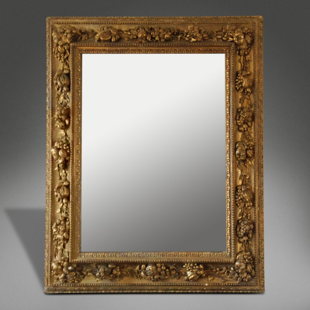 Featured Image of Baroque Style Mirror