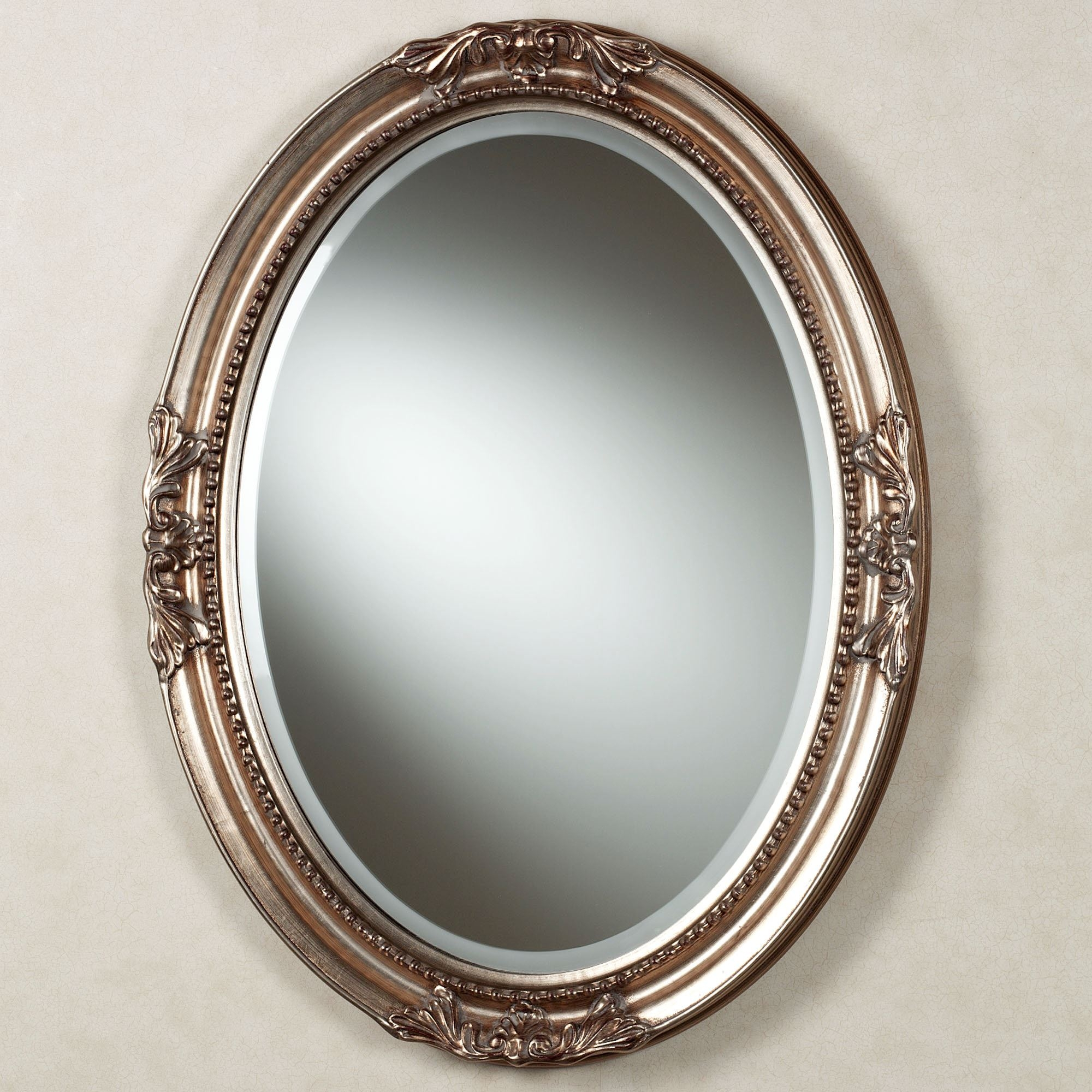 Andina Oval Wall Mirror Regarding Oval Wall Mirrors (Image 1 of 15)