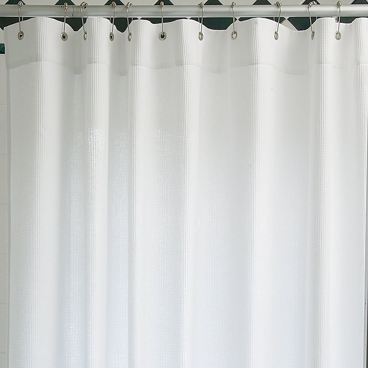 Ankara Luxury Shower Curtains Luxury Bath Accessories Luxury Pertaining To Linen Luxury Curtains (Image 1 of 15)