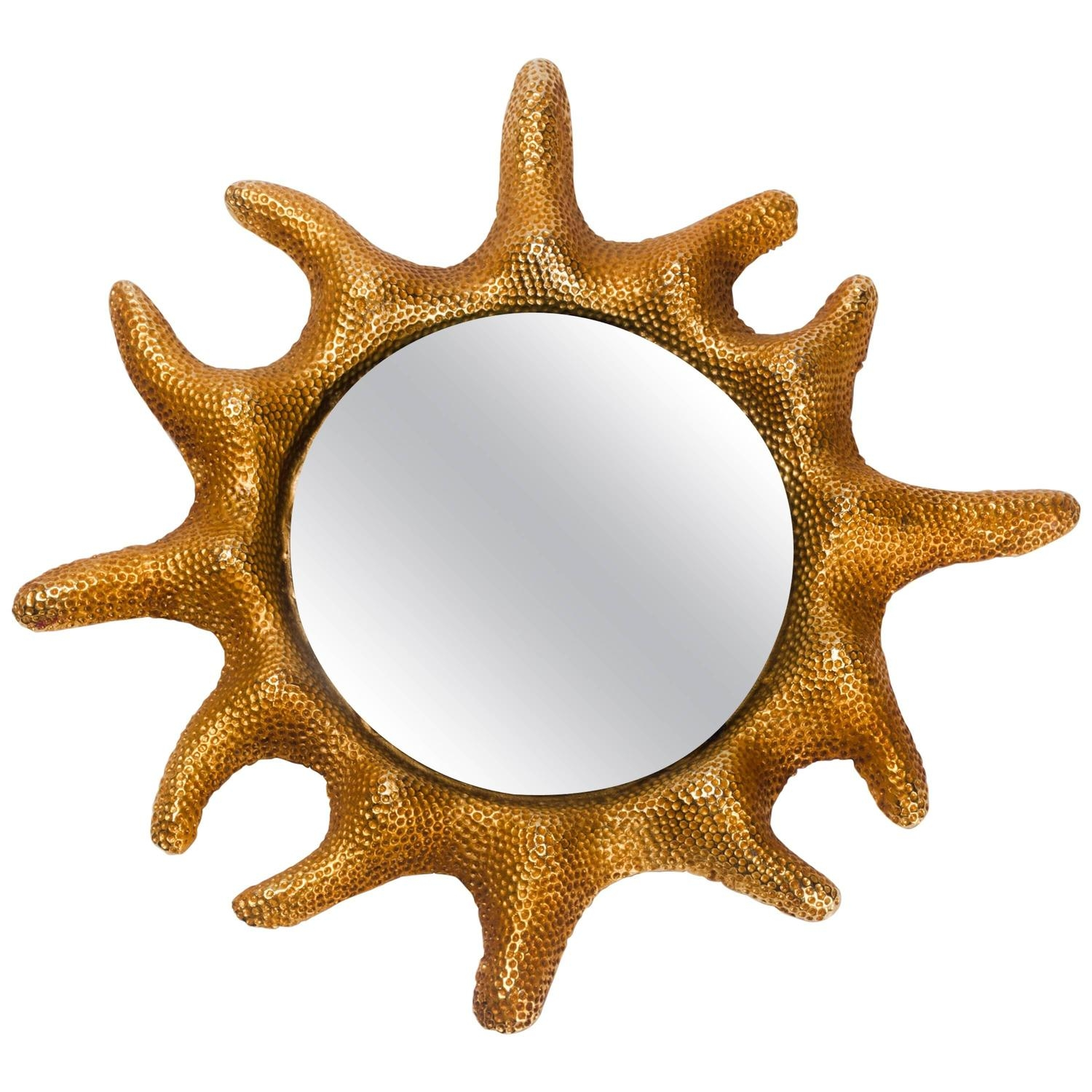 Antique And Vintage Sunburst Mirrors 524 For Sale At 1stdibs Throughout Rococo Mirror Cheap (Image 2 of 15)