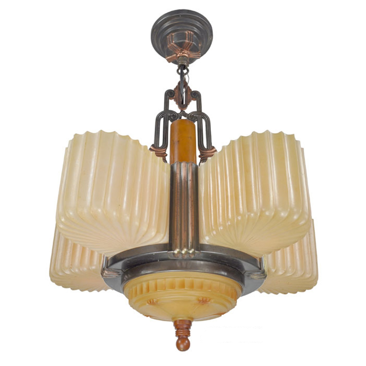 Antique Art Deco Chandelier Antique Furniture Throughout Art Deco Chandeliers (Image 4 of 15)