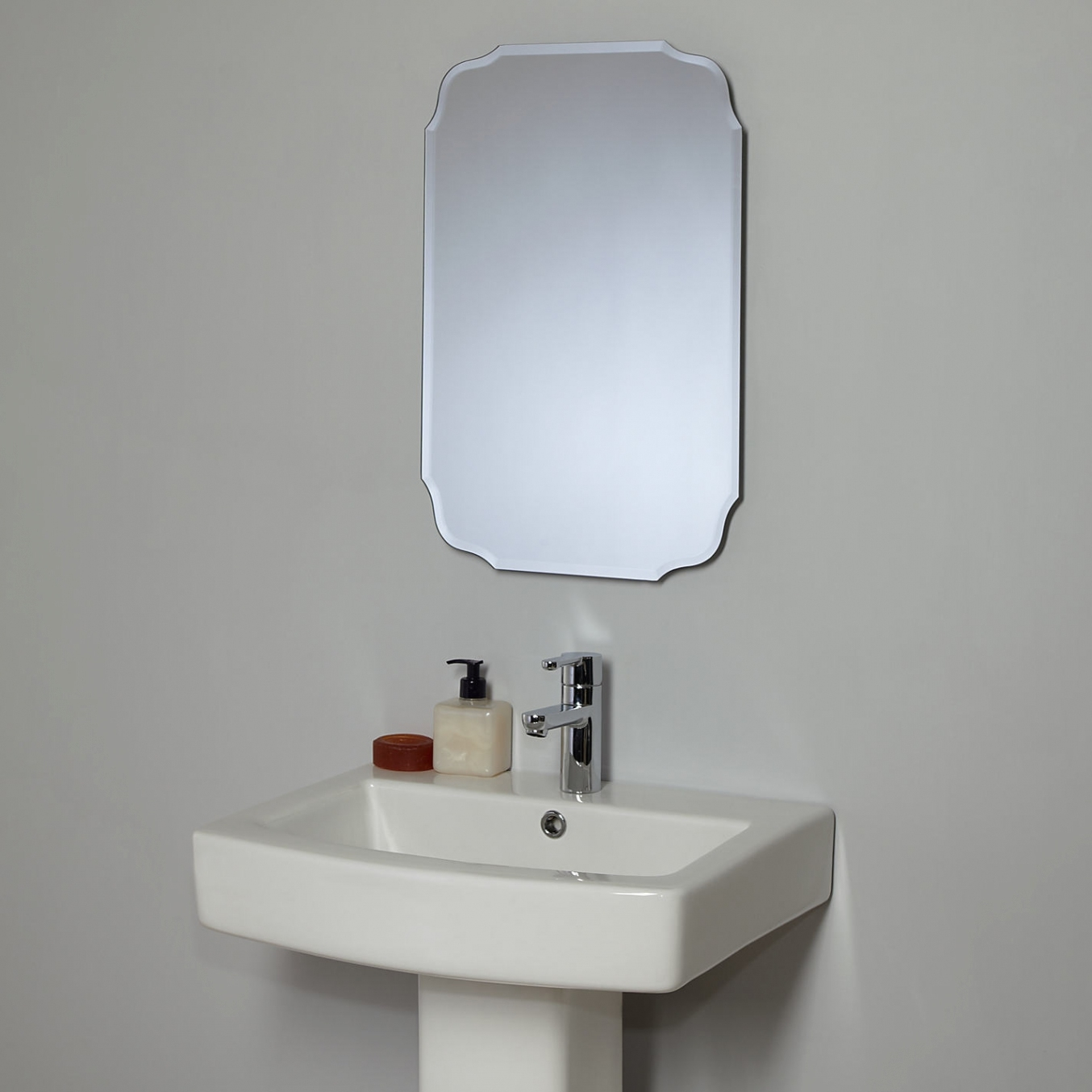 Featured Image of Retro Bathroom Mirrors