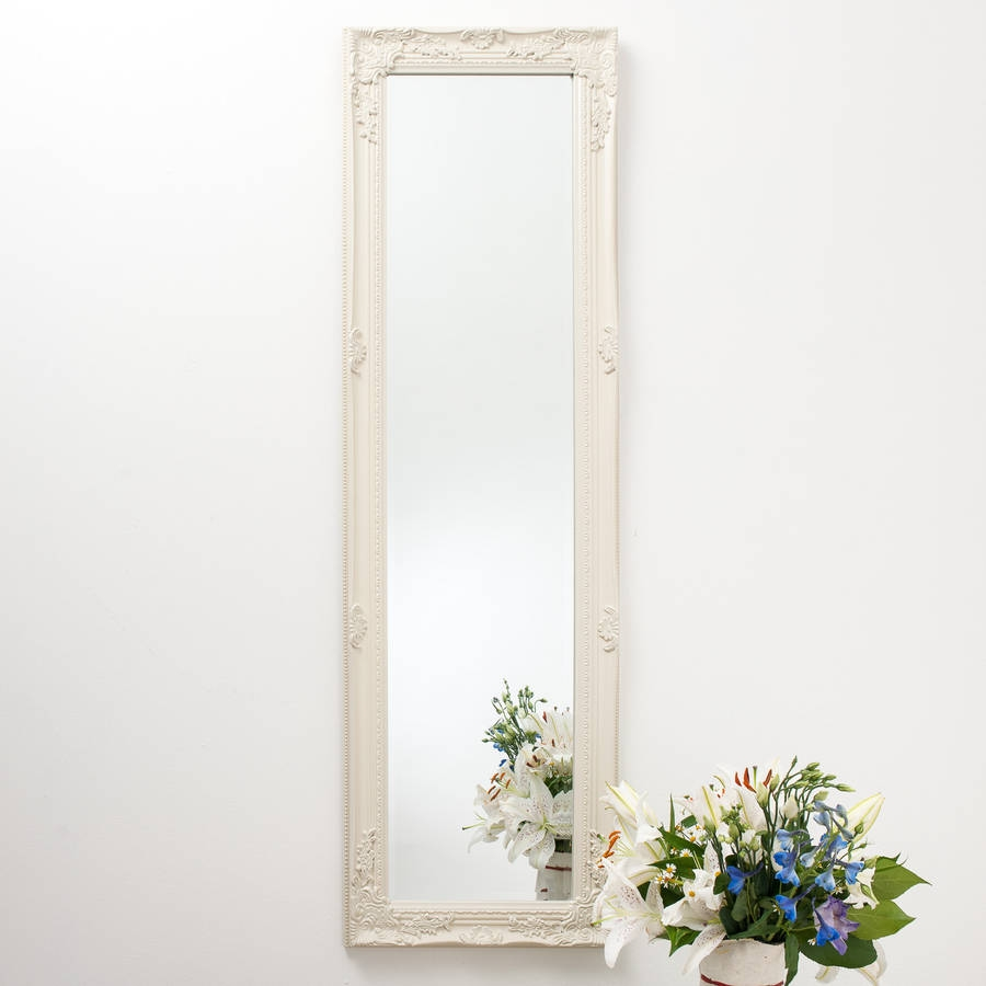 Antique Cream Mirror Best Antique 2017 Regarding Cream Antique Mirror (View 5 of 15)